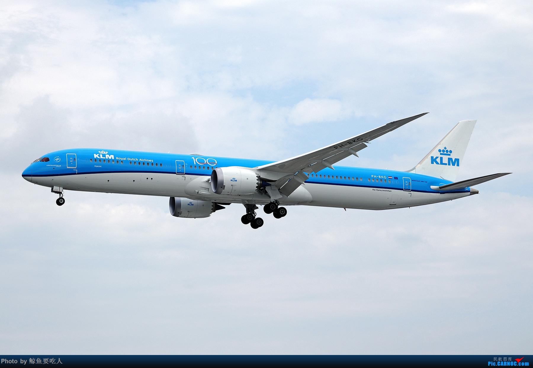 Re:[原创]【多图党】见证疫情后逐步的恢复,加拿大夏日多伦多皮尔逊机场拍机~ 乐见诸航空公司复航多伦多 BOEING 787 PH-BKG 多伦多皮尔逊国际机场
