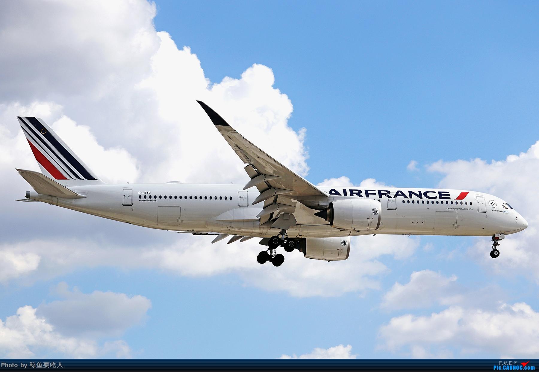 Re:[原创]【多图党】见证疫情后逐步的恢复,加拿大夏日多伦多皮尔逊机场拍机~ 乐见诸航空公司复航多伦多 AIRBUS A350-900 F-HYTC 多伦多皮尔逊国际机场