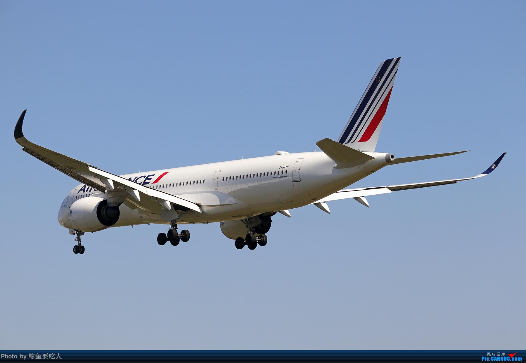 Re:[原创]【多图党】见证疫情后逐步的恢复,加拿大夏日多伦多皮尔逊机场拍机~ 乐见诸航空公司复航多伦多 AIRBUS A350-900 F-HTYD 多伦多皮尔逊国际机场