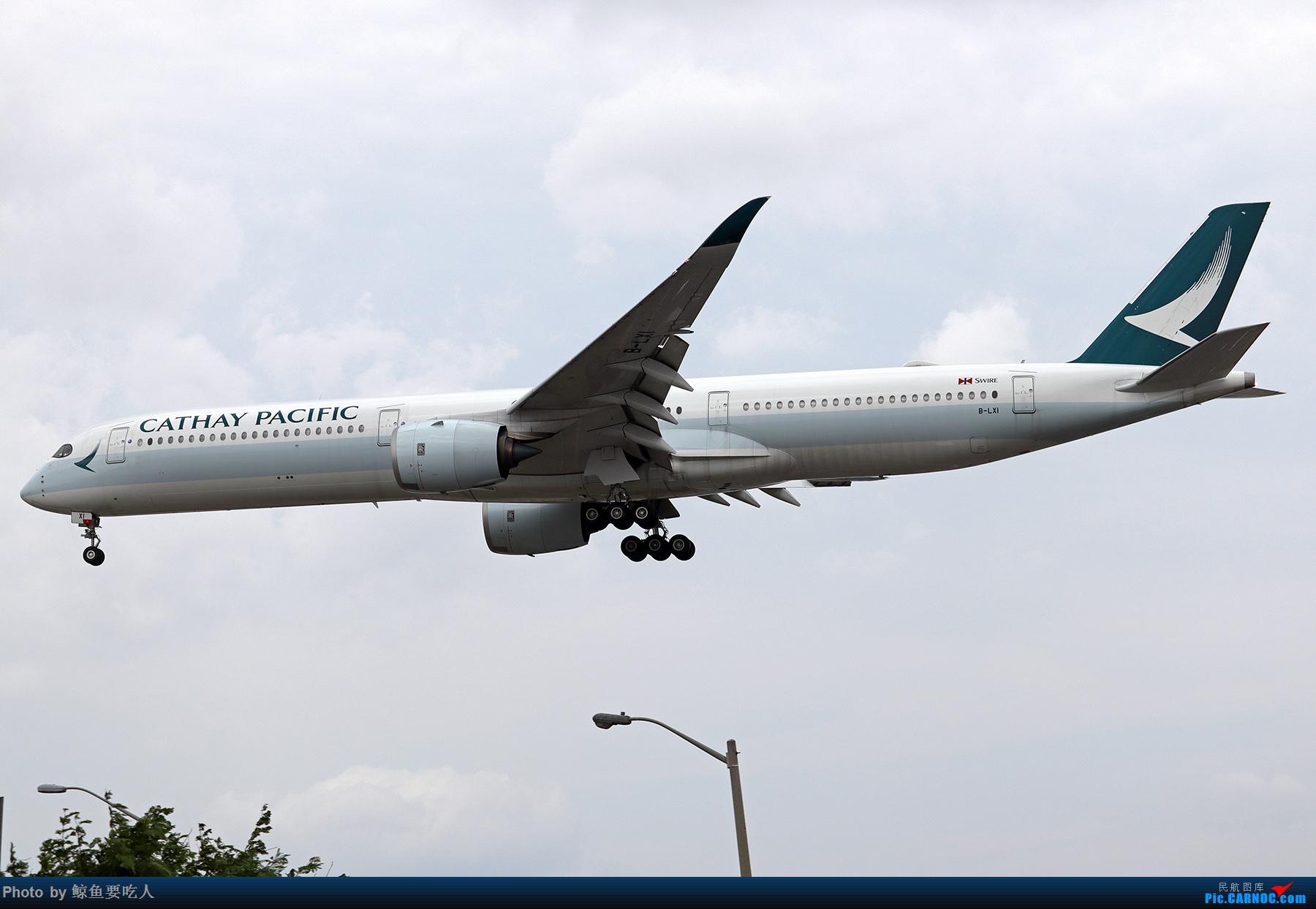 Re:[原创]【多图党】见证疫情后逐步的恢复,加拿大夏日多伦多皮尔逊机场拍机~ 乐见诸航空公司复航多伦多 AIRBUS A350 B-LXI 多伦多皮尔逊国际机场