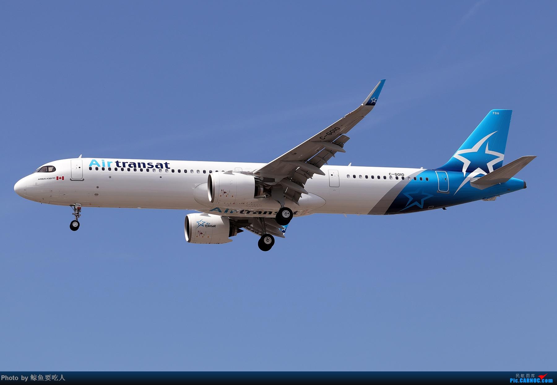 Re:[原创]【多图党】见证疫情后逐步的恢复,加拿大夏日多伦多皮尔逊机场拍机~ 乐见诸航空公司复航多伦多 AIRBUS A320NEO C-GOIO 多伦多皮尔逊国际机场
