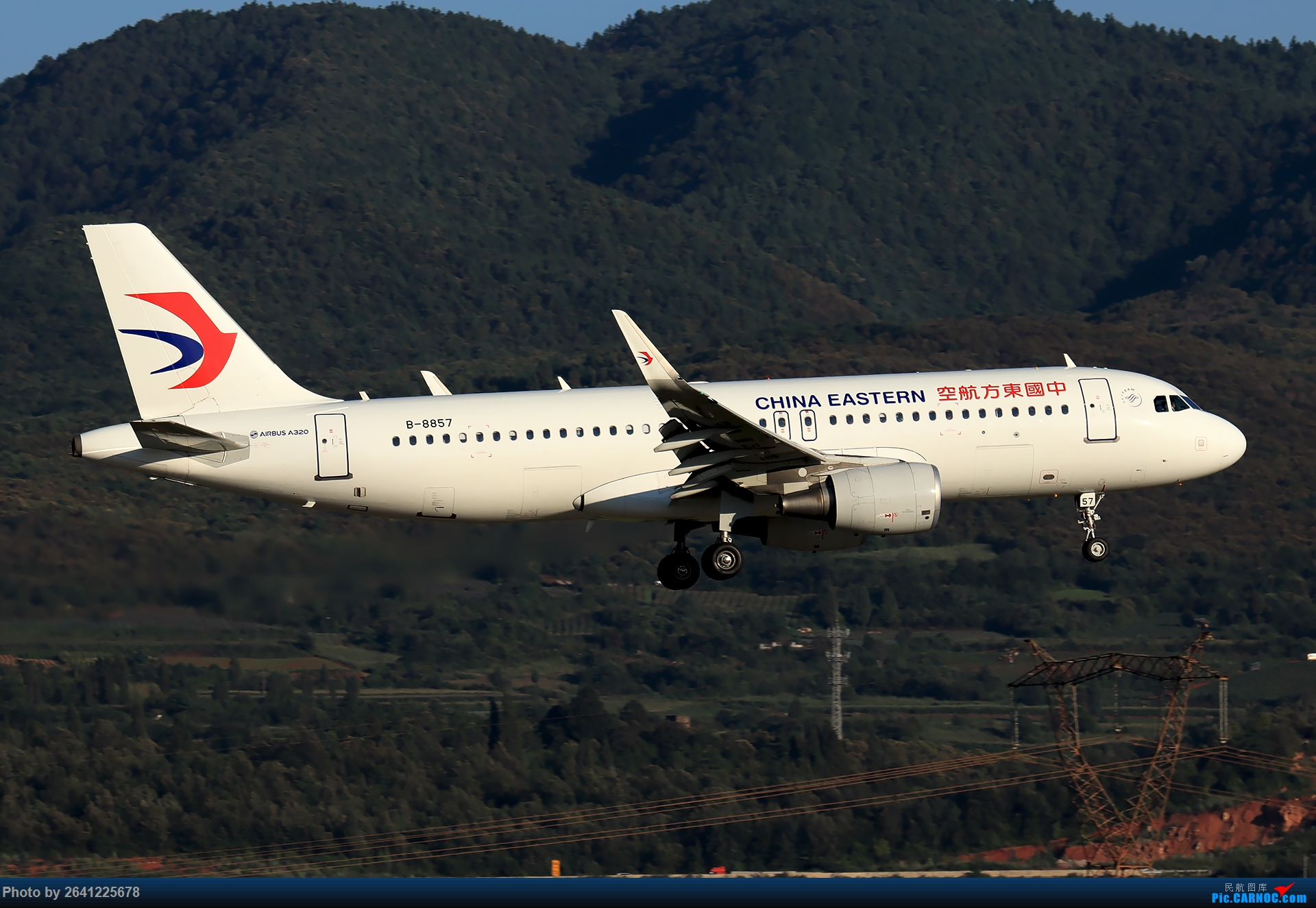 Re:[原创]【KMG】又见长水(1) AIRBUS A320-200 B-8857 中国昆明长水国际机场