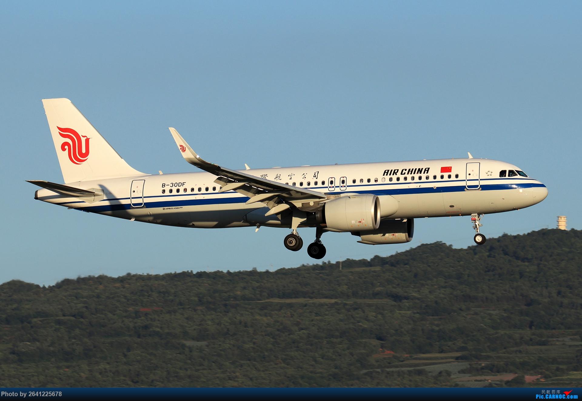 Re:[原创]【KMG】又见长水(1) AIRBUS A320NEO B-30DF 中国昆明长水国际机场