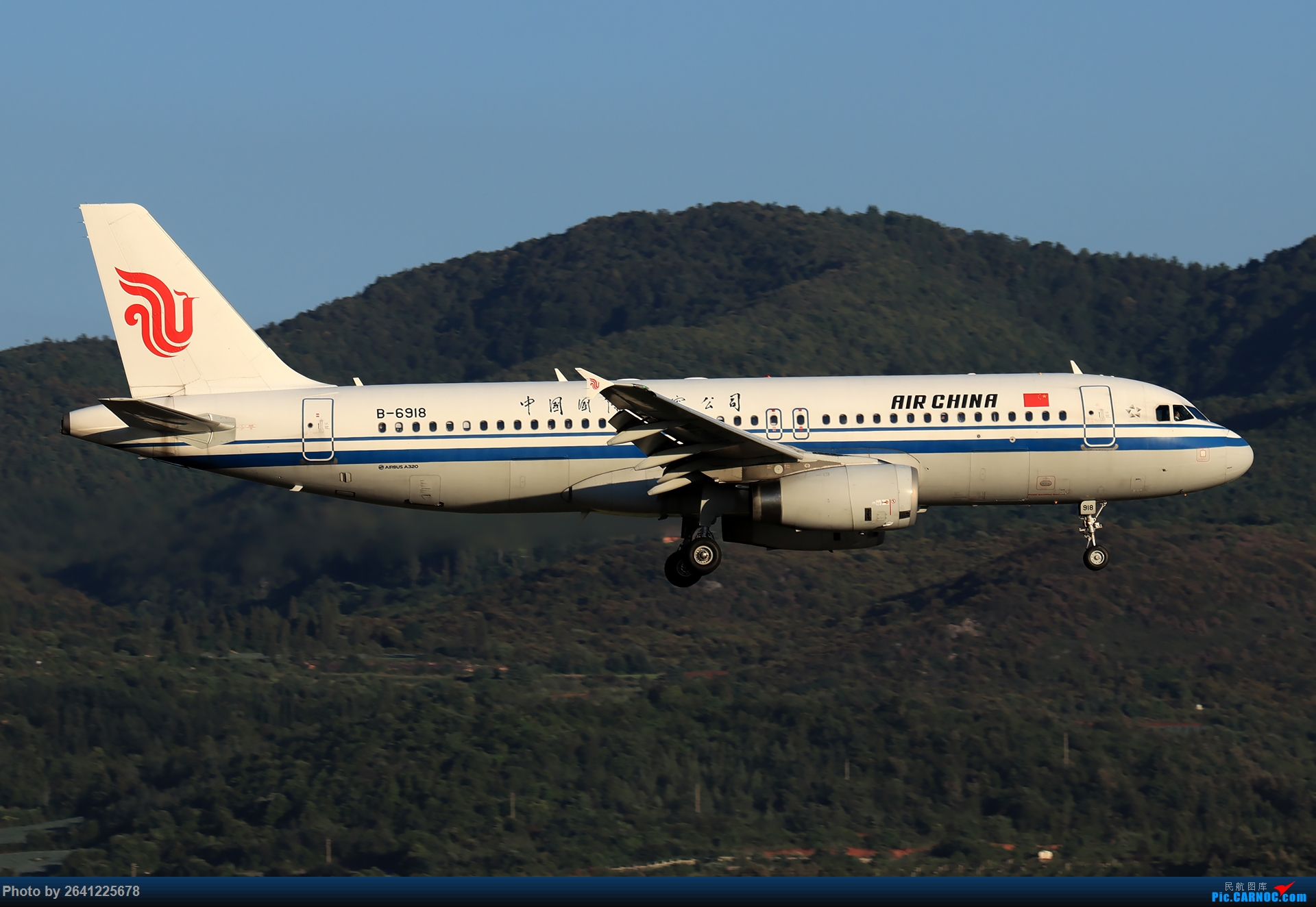 Re:[原创]【KMG】又见长水(1) AIRBUS A320-200 B-6918 中国昆明长水国际机场