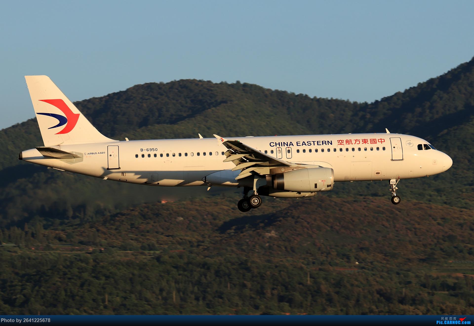 Re:[原创]【KMG】又见长水(1) AIRBUS A320-200 B-6950 中国昆明长水国际机场