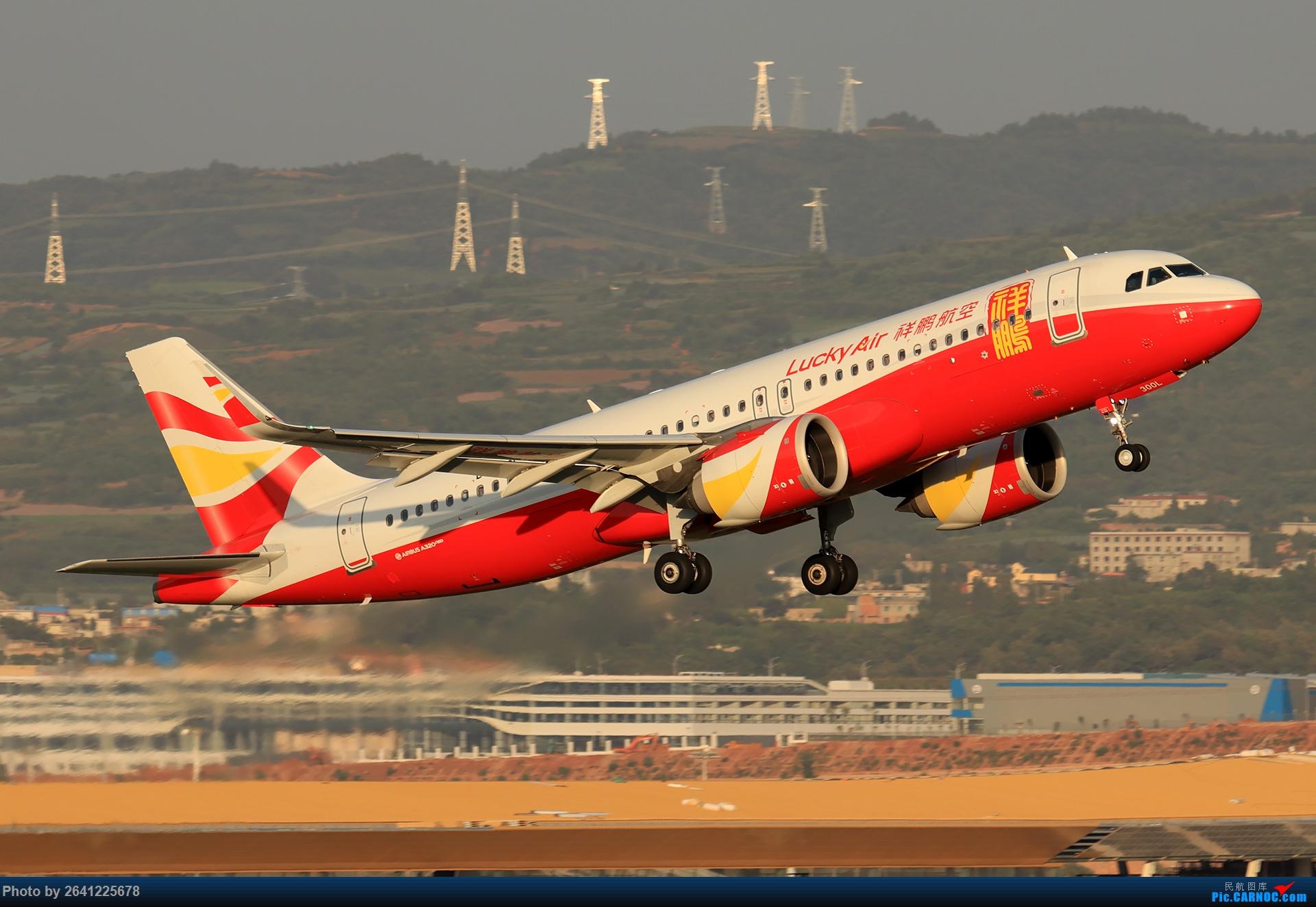Re:[原创]【KMG】又见长水(3)——晴天西跑,你们要的宽体都在这了(图略多,看官慢慢看) AIRBUS A320NEO B-300L 中国昆明长水国际机场