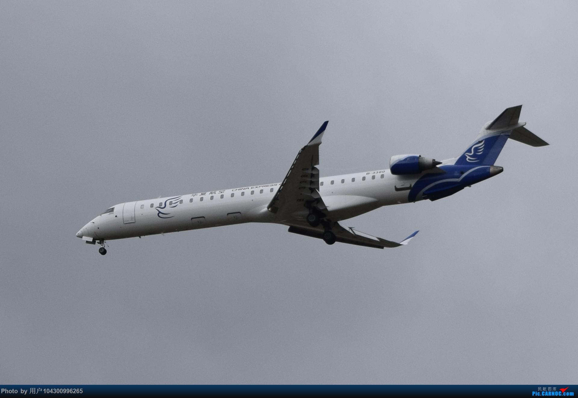 Re:[原创]【DM】2020贵阳龙洞堡首拍 BOMBARDIER CRJ900NG B-3380 中国贵阳龙洞堡国际机场