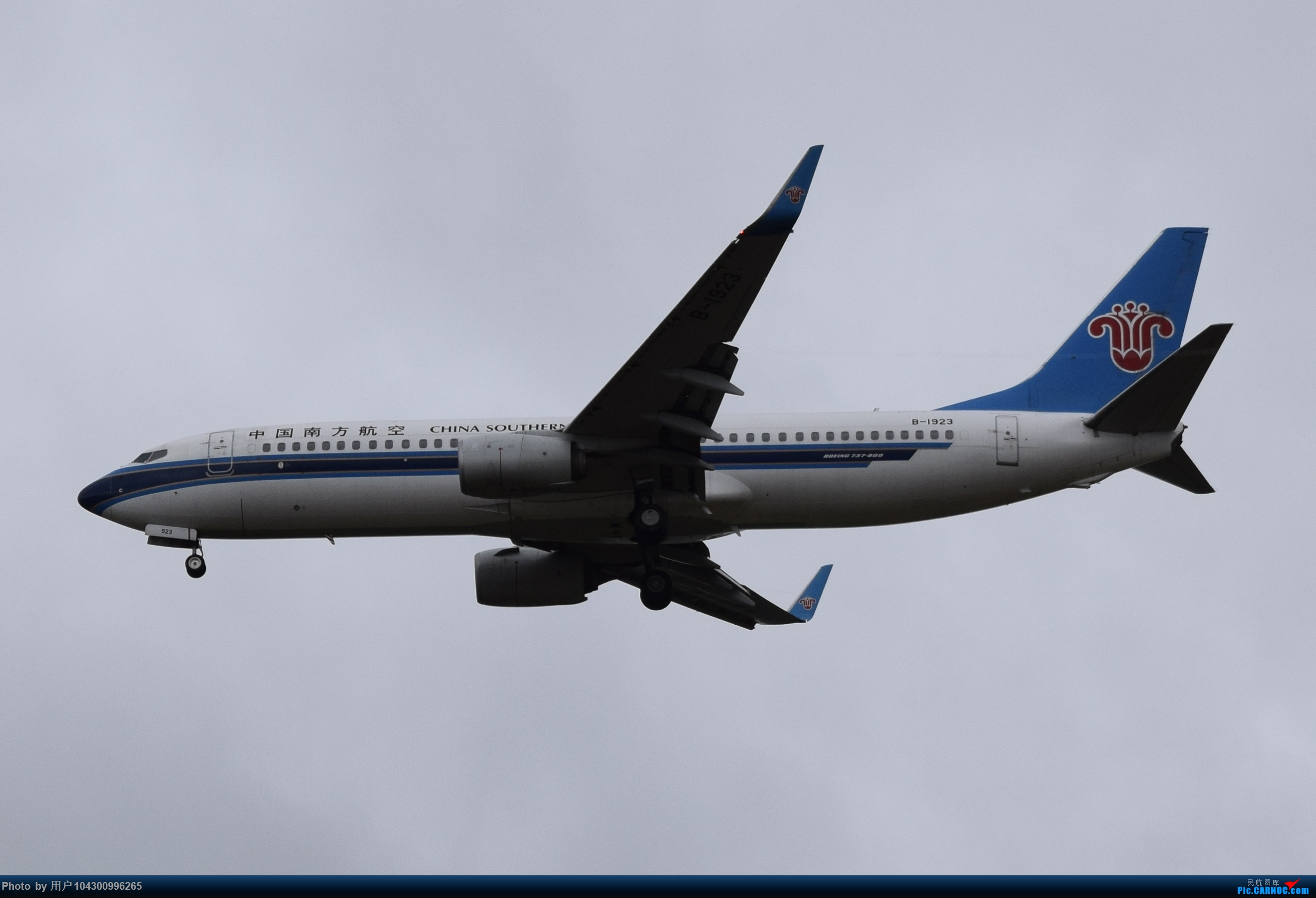 Re:[原创]【DM】2020贵阳龙洞堡首拍 BOEING 737-800 B-1923 中国贵阳龙洞堡国际机场