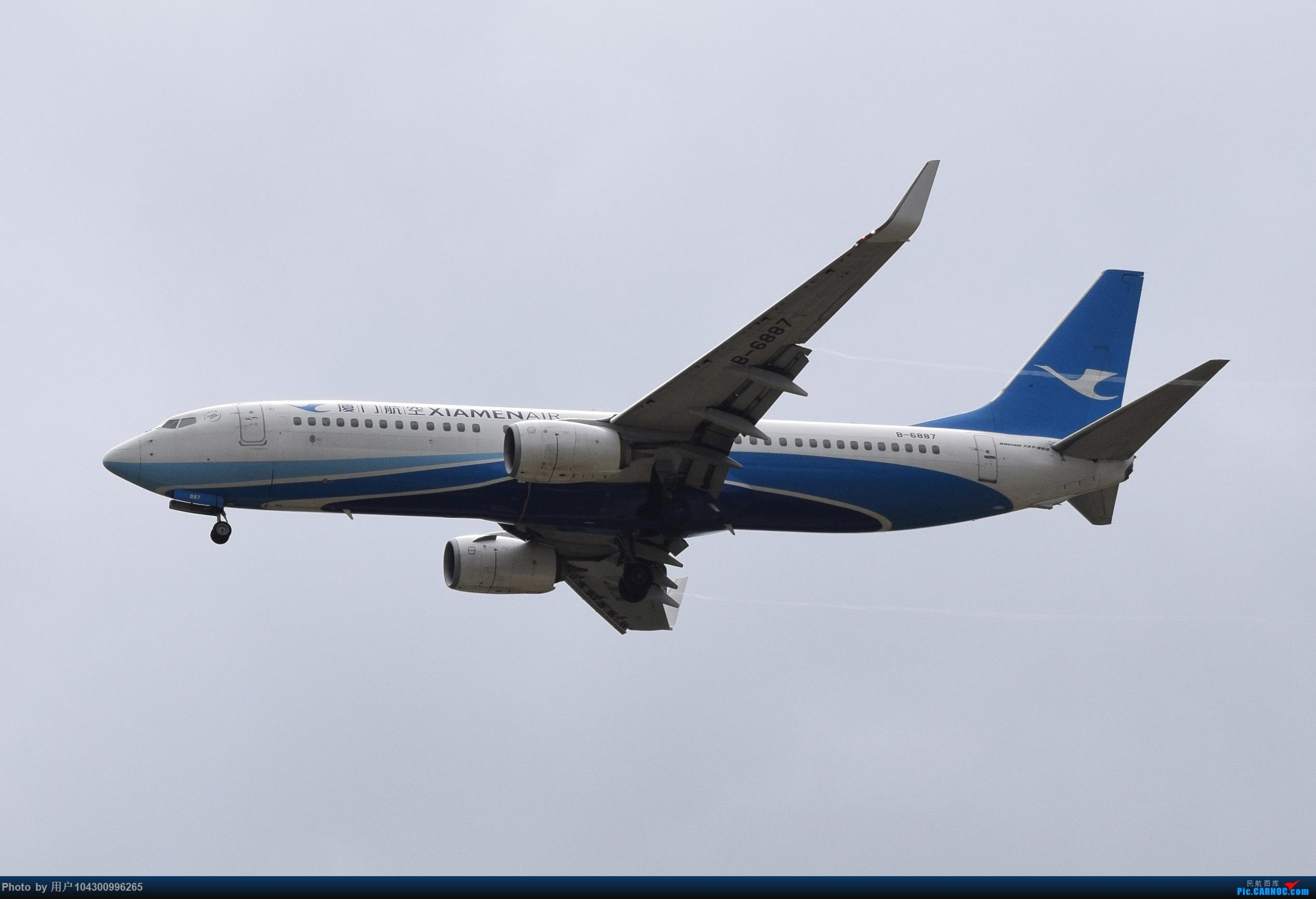 Re:[原创]【DM】2020贵阳龙洞堡首拍 BOEING 737-800 B-6887 中国贵阳龙洞堡国际机场