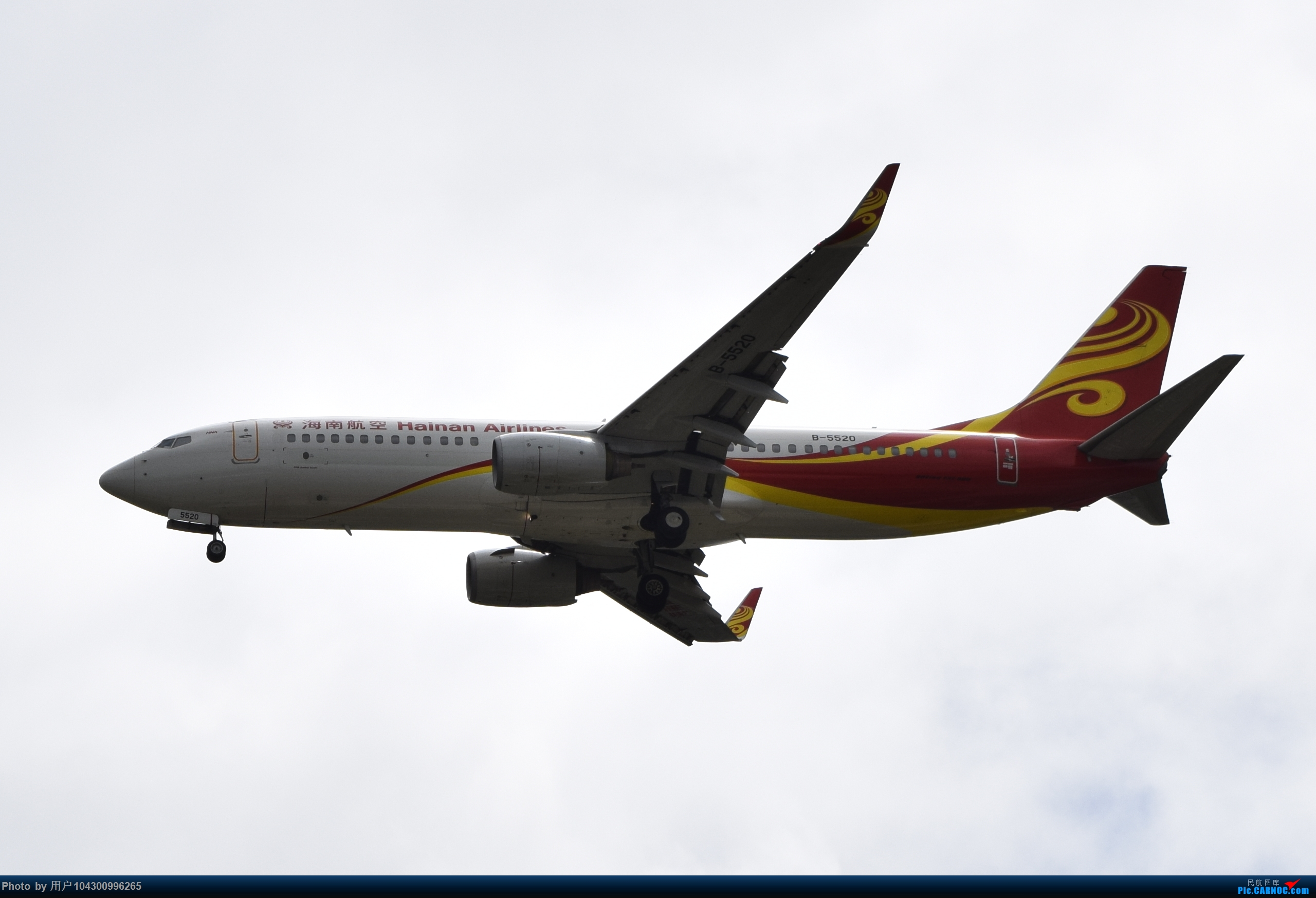 Re:[原创]【DM】2020贵阳龙洞堡首拍 BOEING 737-800 B-5520 中国贵阳龙洞堡国际机场