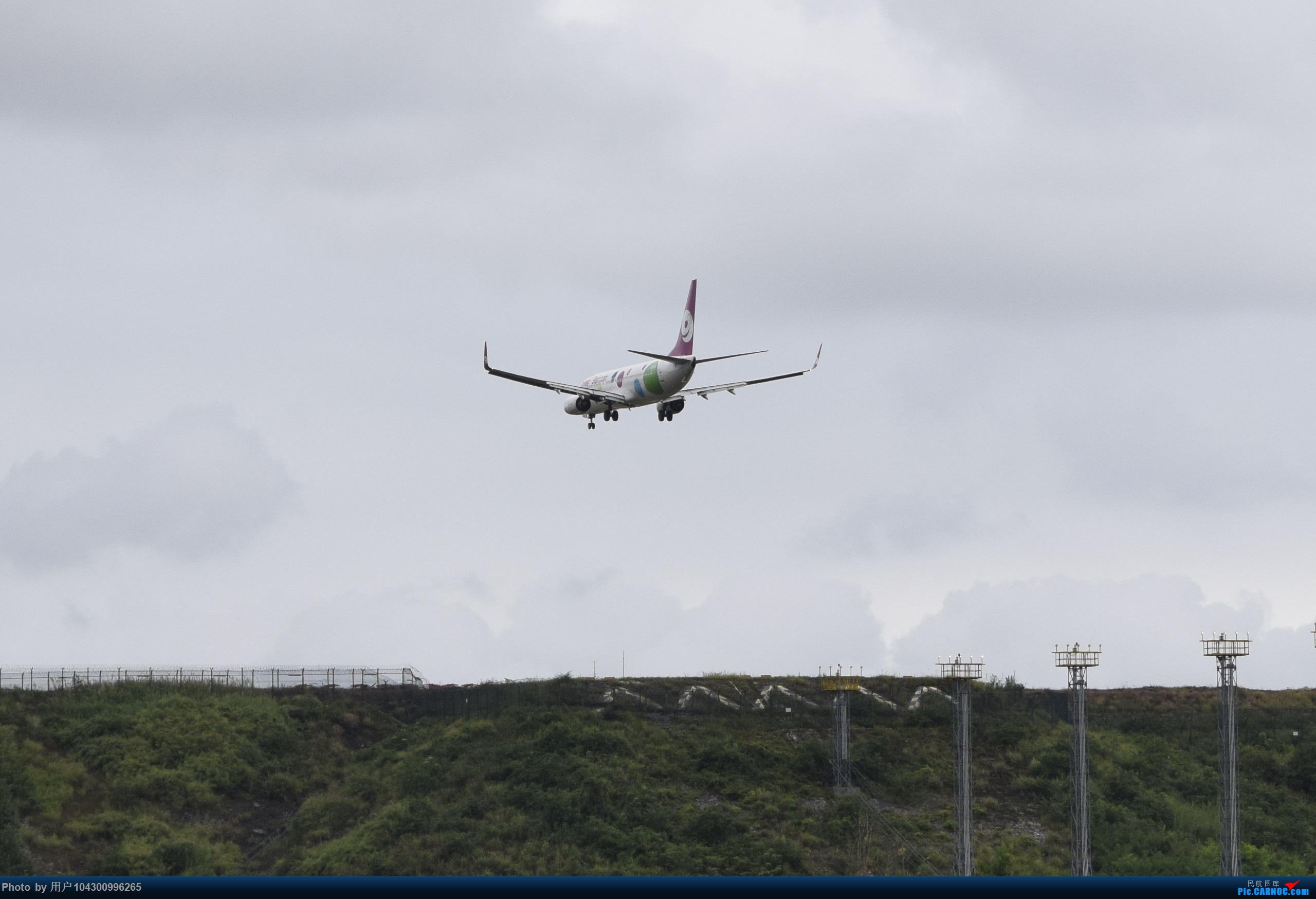 Re:[原创]【DM】2020贵阳龙洞堡首拍 BOEING 737-800 B-1716 中国贵阳龙洞堡国际机场