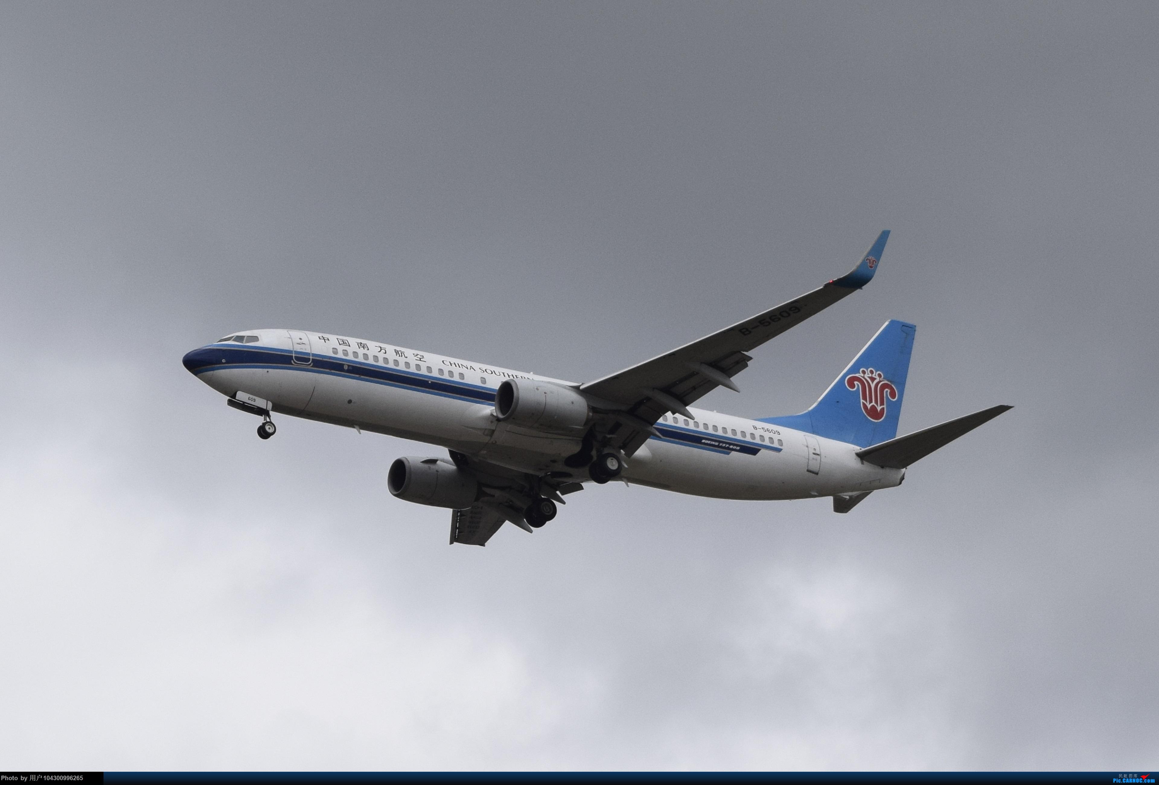 Re:[原创]【DM】2020贵阳龙洞堡首拍 BOEING 737-800 B-5609 中国贵阳龙洞堡国际机场