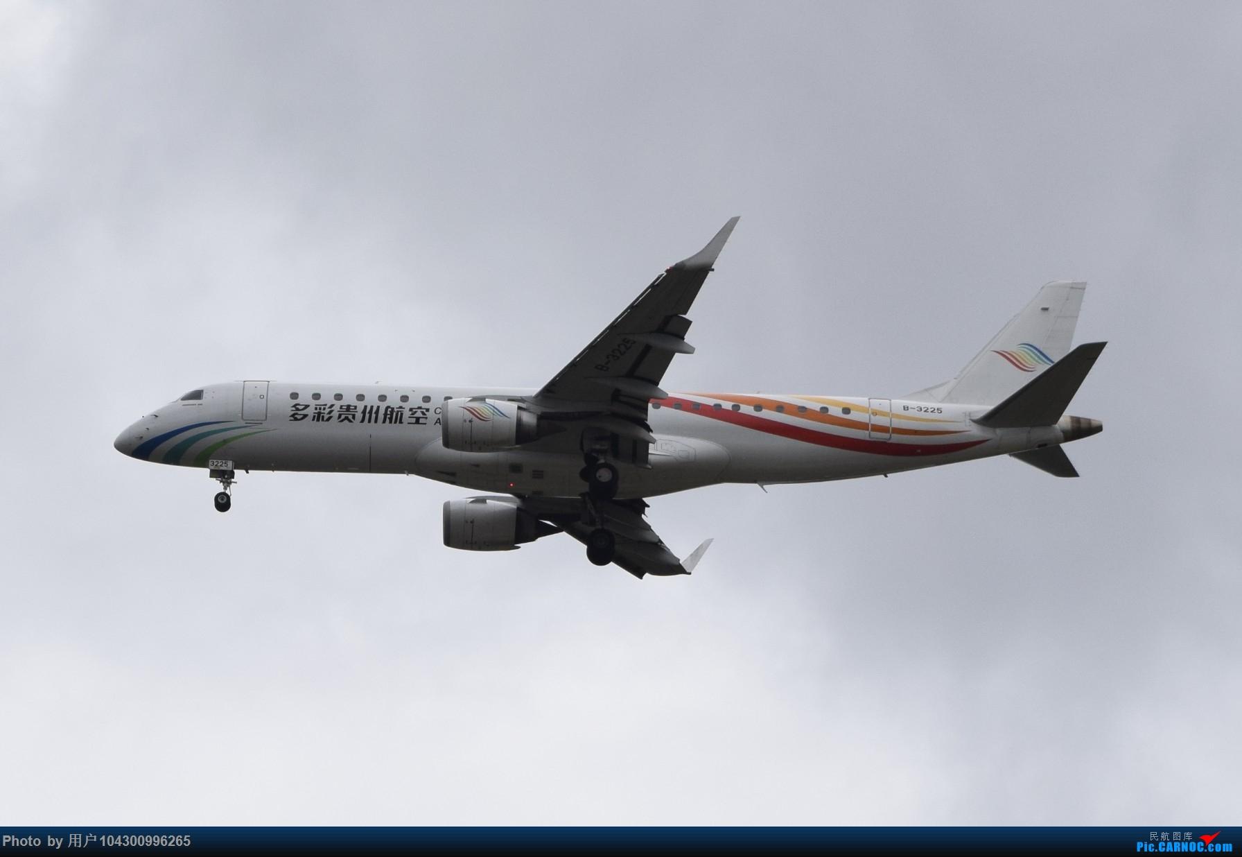 Re:[原创]【DM】2020贵阳龙洞堡首拍 EMBRAER E-190 B-3225 中国贵阳龙洞堡国际机场