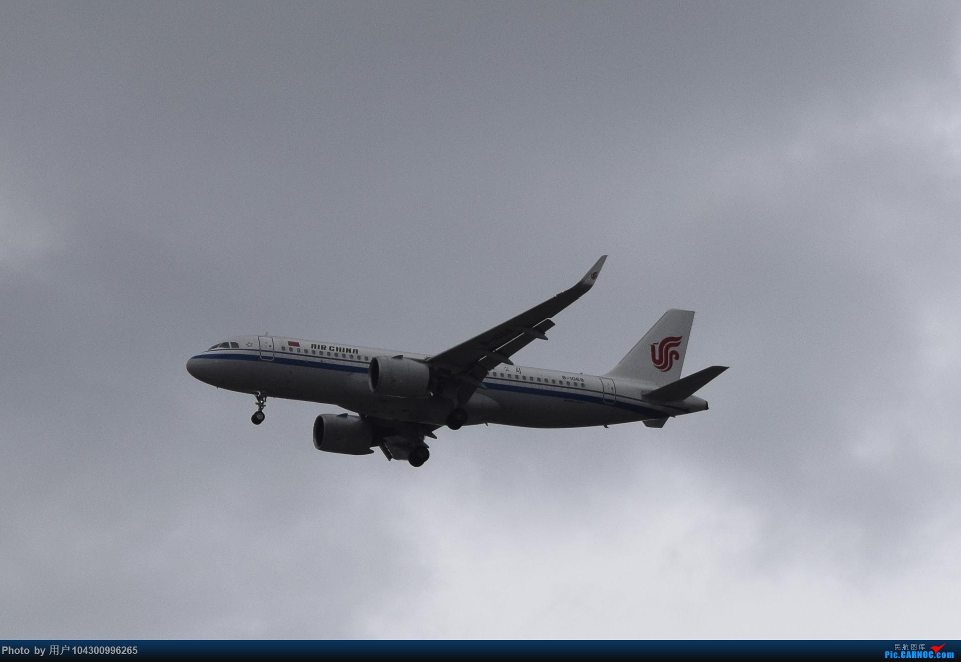 Re:[原创]【DM】2020贵阳龙洞堡首拍 AIRBUS A320NEO B-1068 中国贵阳龙洞堡国际机场
