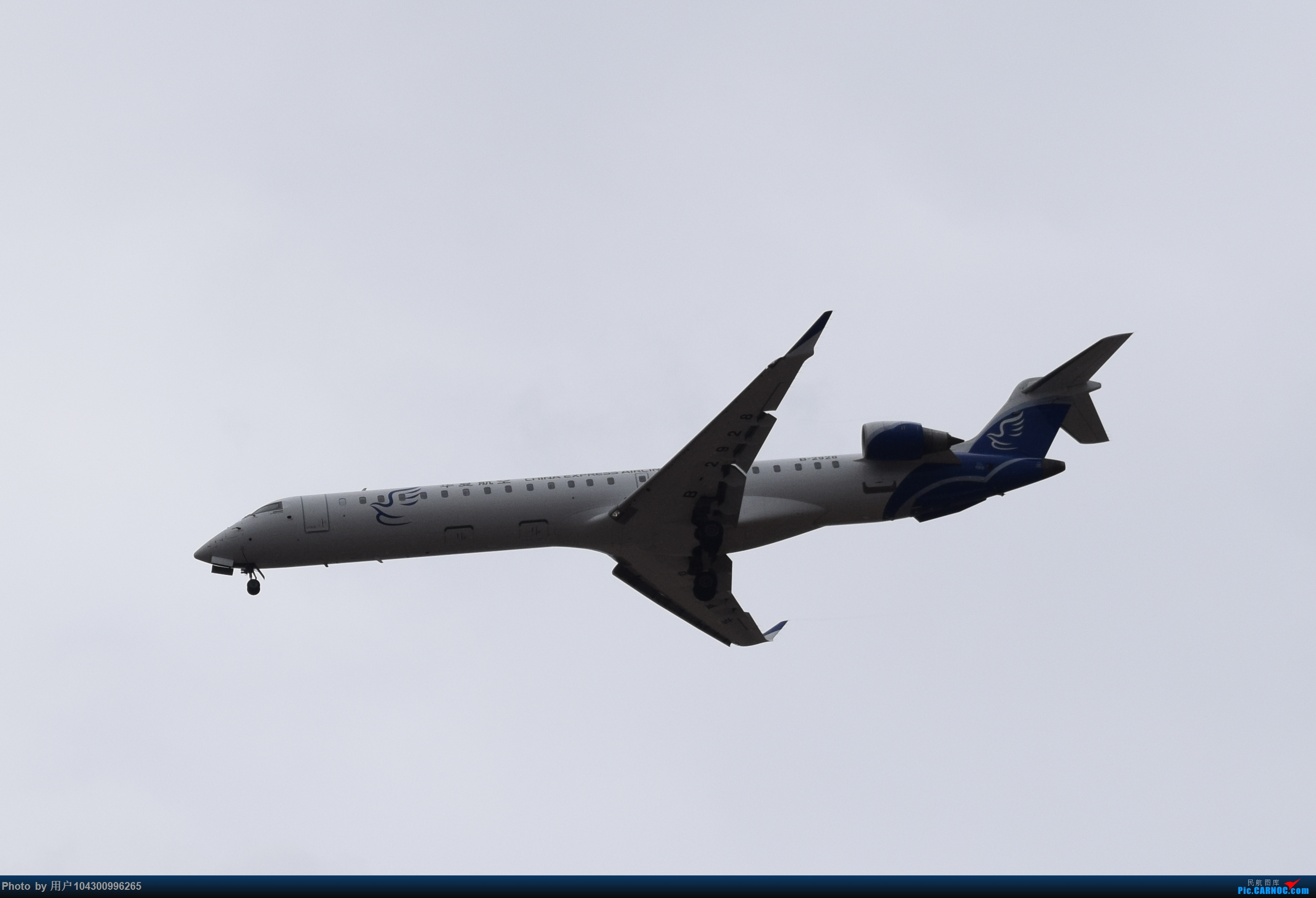 Re:[原创]【DM】2020贵阳龙洞堡首拍 BOMBARDIER CRJ-900 B-2928 中国贵阳龙洞堡国际机场