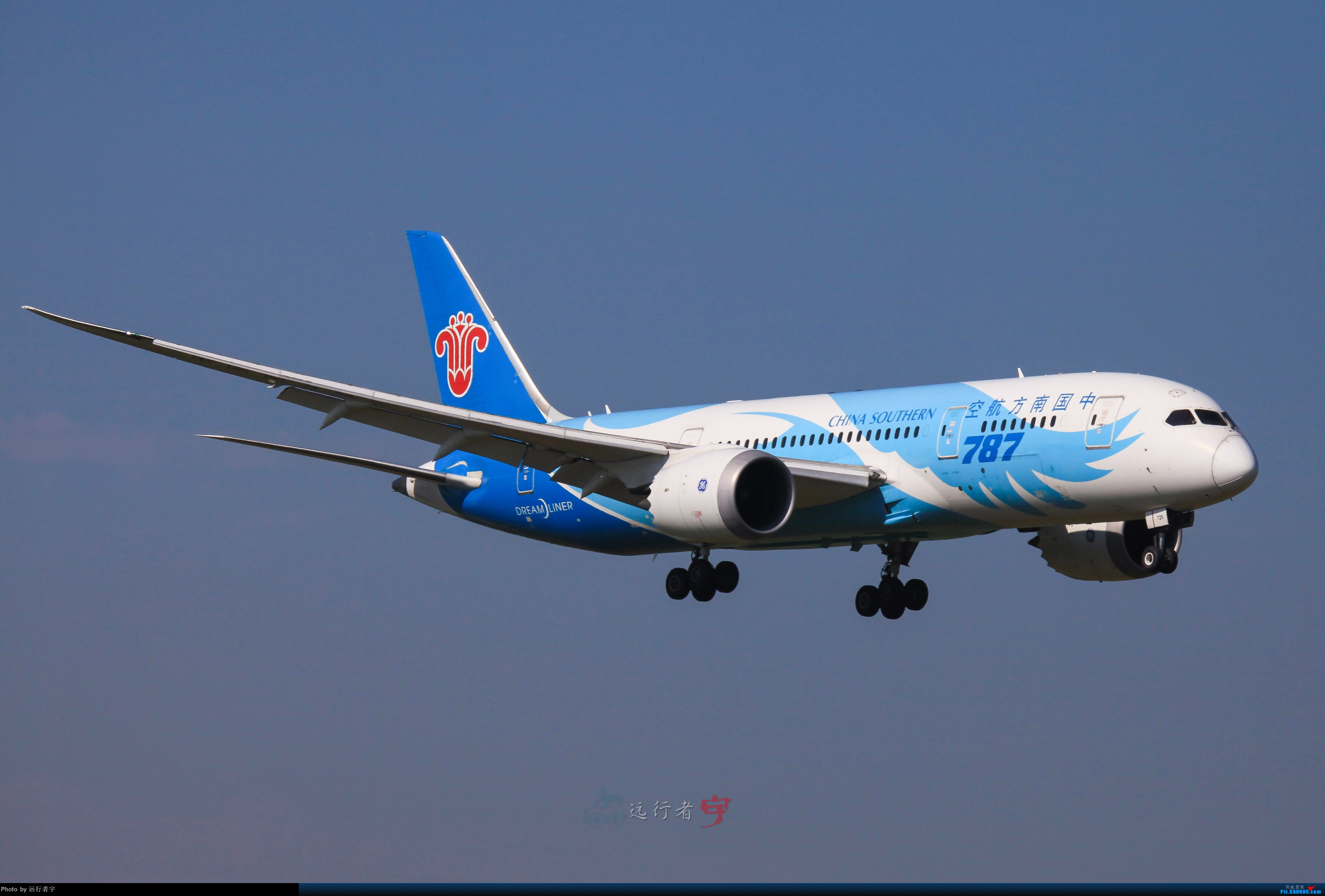 Re:【CTU】大晴天双流02R拍机之787篇 BOEING 787-8 B-2725 中国成都双流国际机场