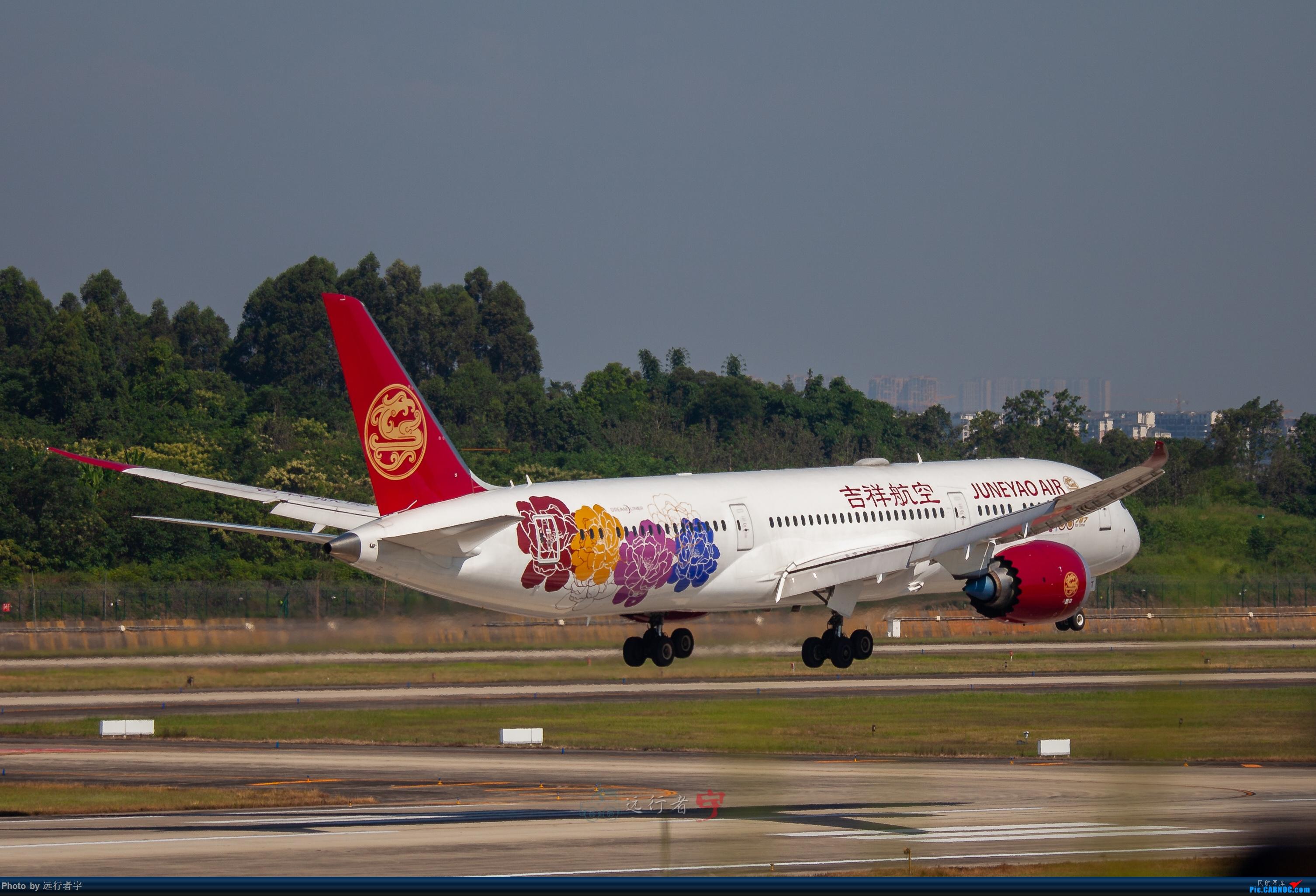 Re:[原创]【CTU】大晴天双流02R拍机之787篇 BOEING 787-9 B-20DT 中国成都双流国际机场