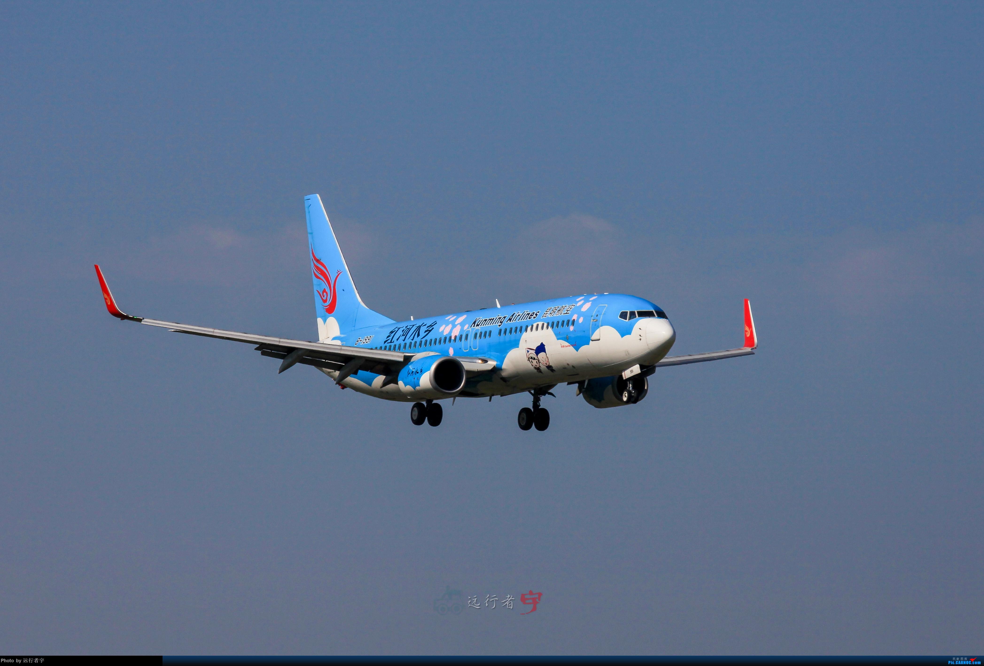 Re:[原创]【CTU】大晴天双流02R拍机(号外:与东航350的缘分) BOEING 737-800 B-1991 中国成都双流国际机场