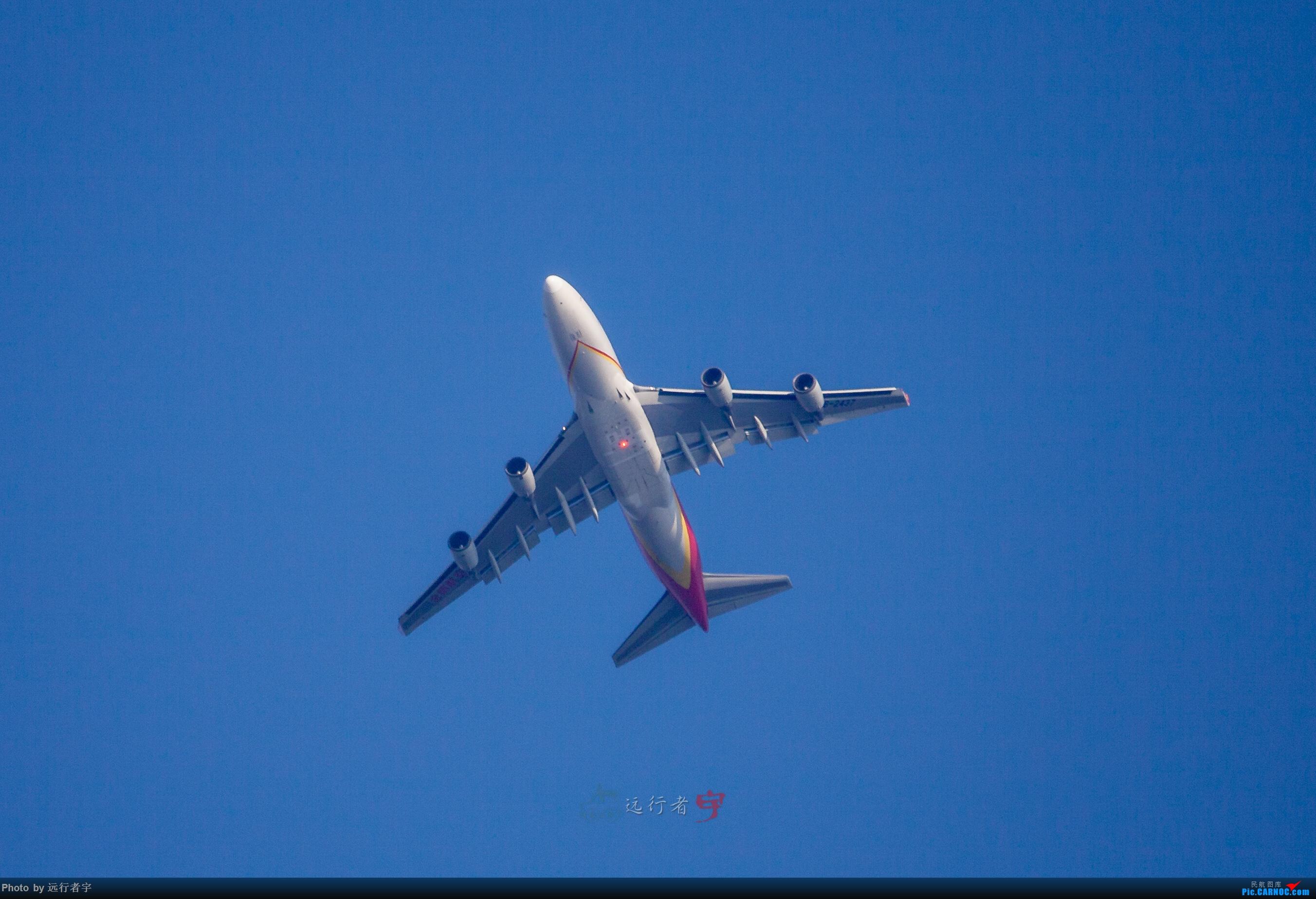 Re:[原创]【CTU】大晴天双流02R拍机(号外:与东航350的缘分) BOEING 747-400 B-2437 中国成都双流国际机场
