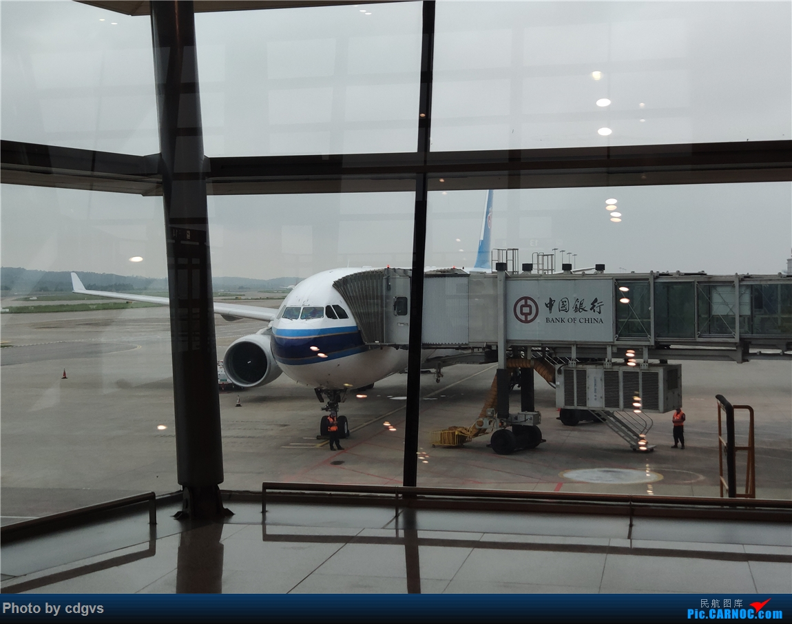 Re:[原创]借道魔都去上学,南航33C初体验 AIRBUS A330-300 B-8426 中国昆明长水国际机场