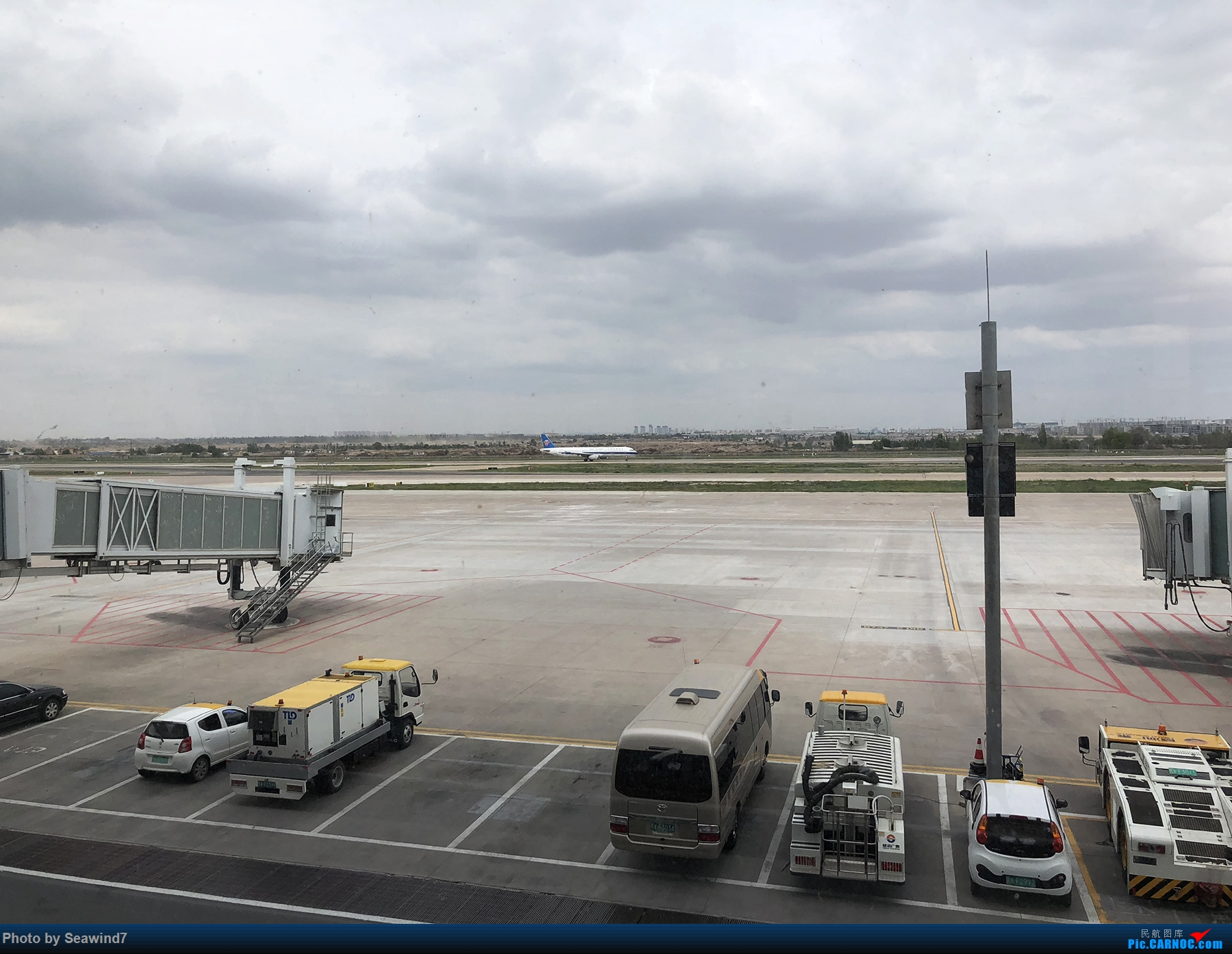 Re:[原创][Seawind7游记第八弹]兰州中川往返    中国兰州中川国际机场