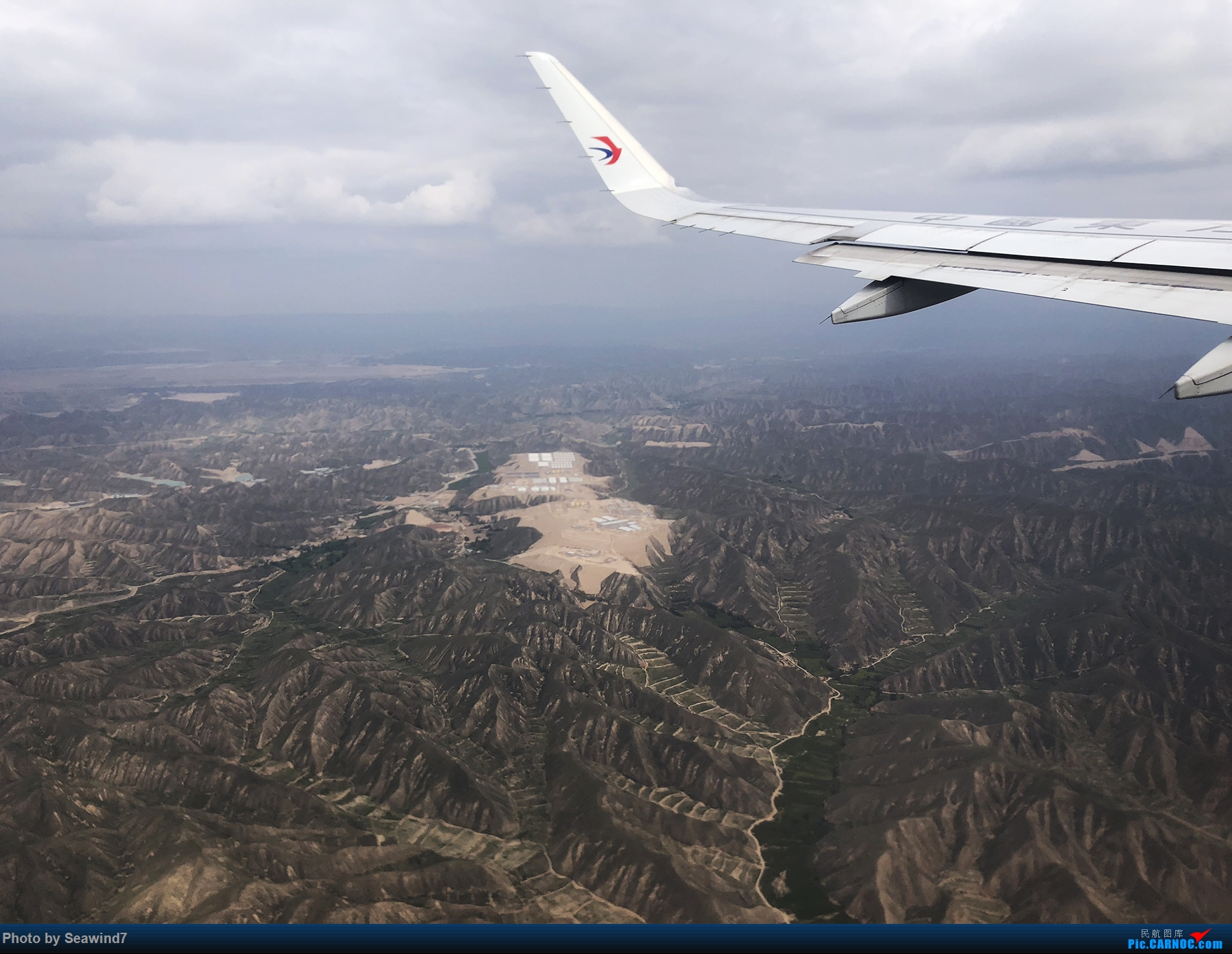 Re:[原创][Seawind7游记第八弹]兰州中川往返