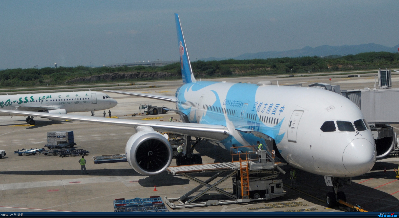 Re:[原创]Kian的飞行游记2:金陵2日游,B787返回广州 BOEING 787-9