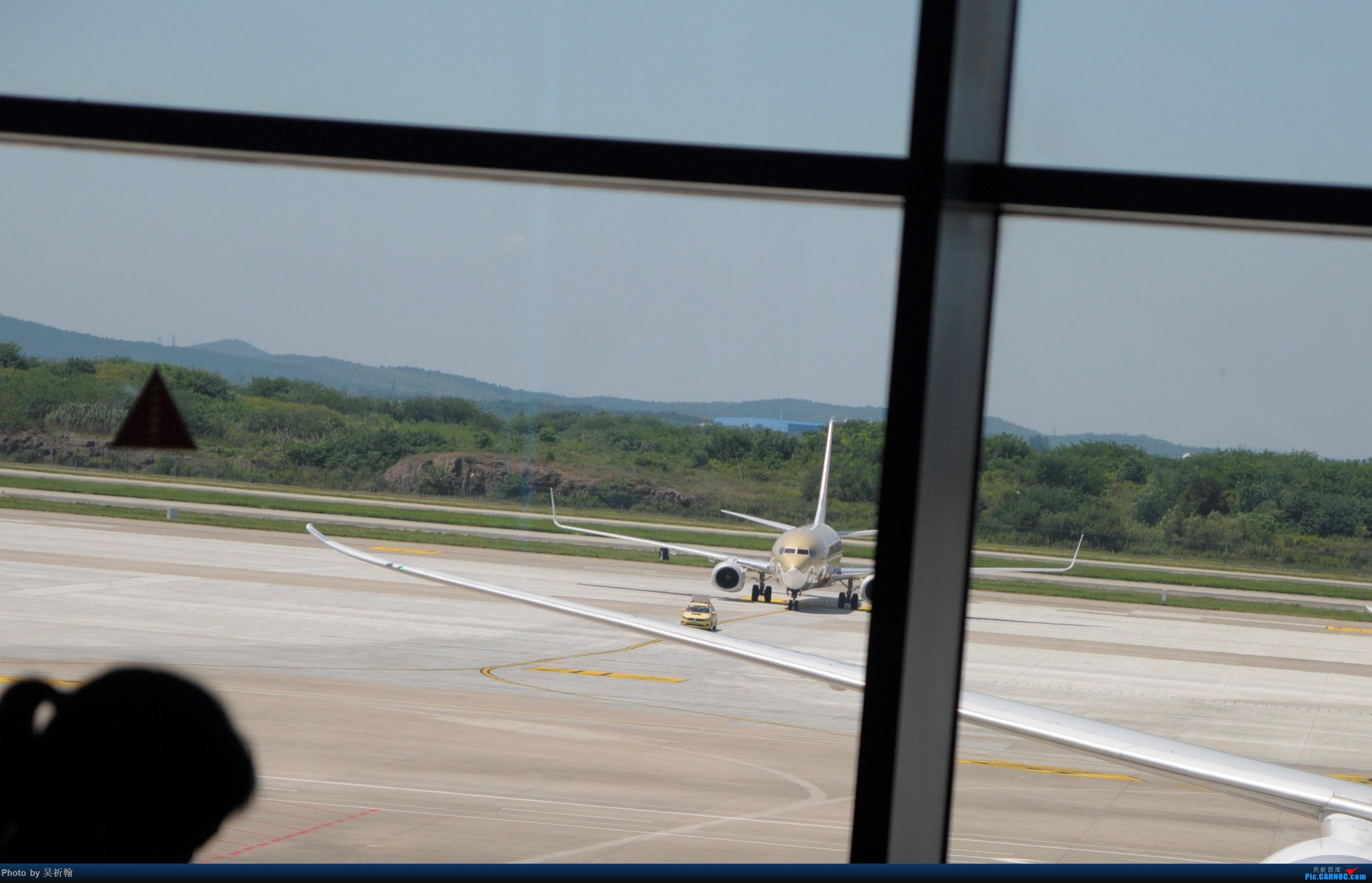 Re:[原创]Kian的飞行游记2:金陵2日游,B787返回广州 BOEING 737-800