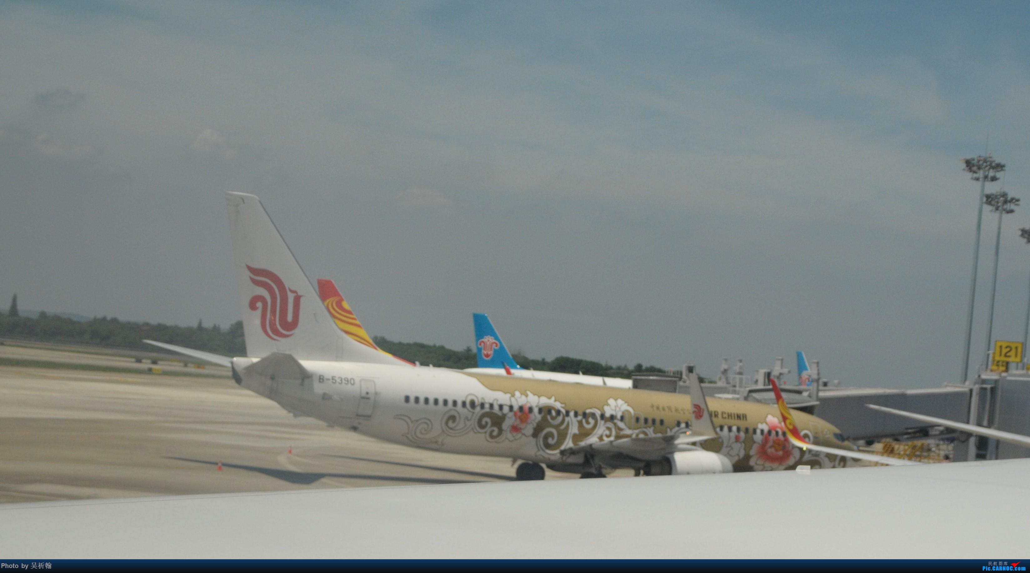 Re:[原创]Kian的飞行游记2:金陵2日游,B787返回广州 BOEING 737-800 B-5390