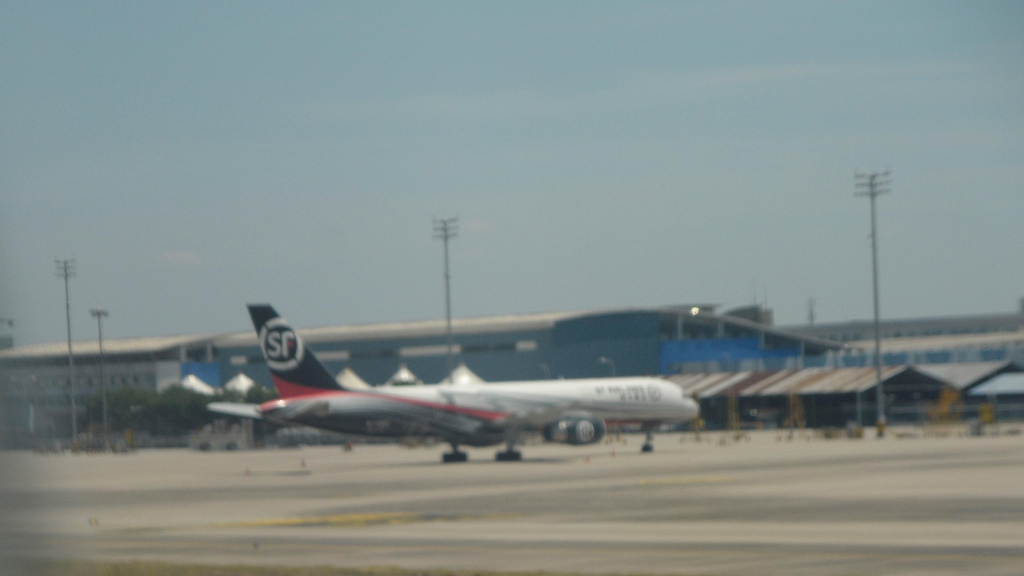 Re:[原创]Kian的飞行游记2:金陵2日游,B787返回广州 BOEING 757-200F