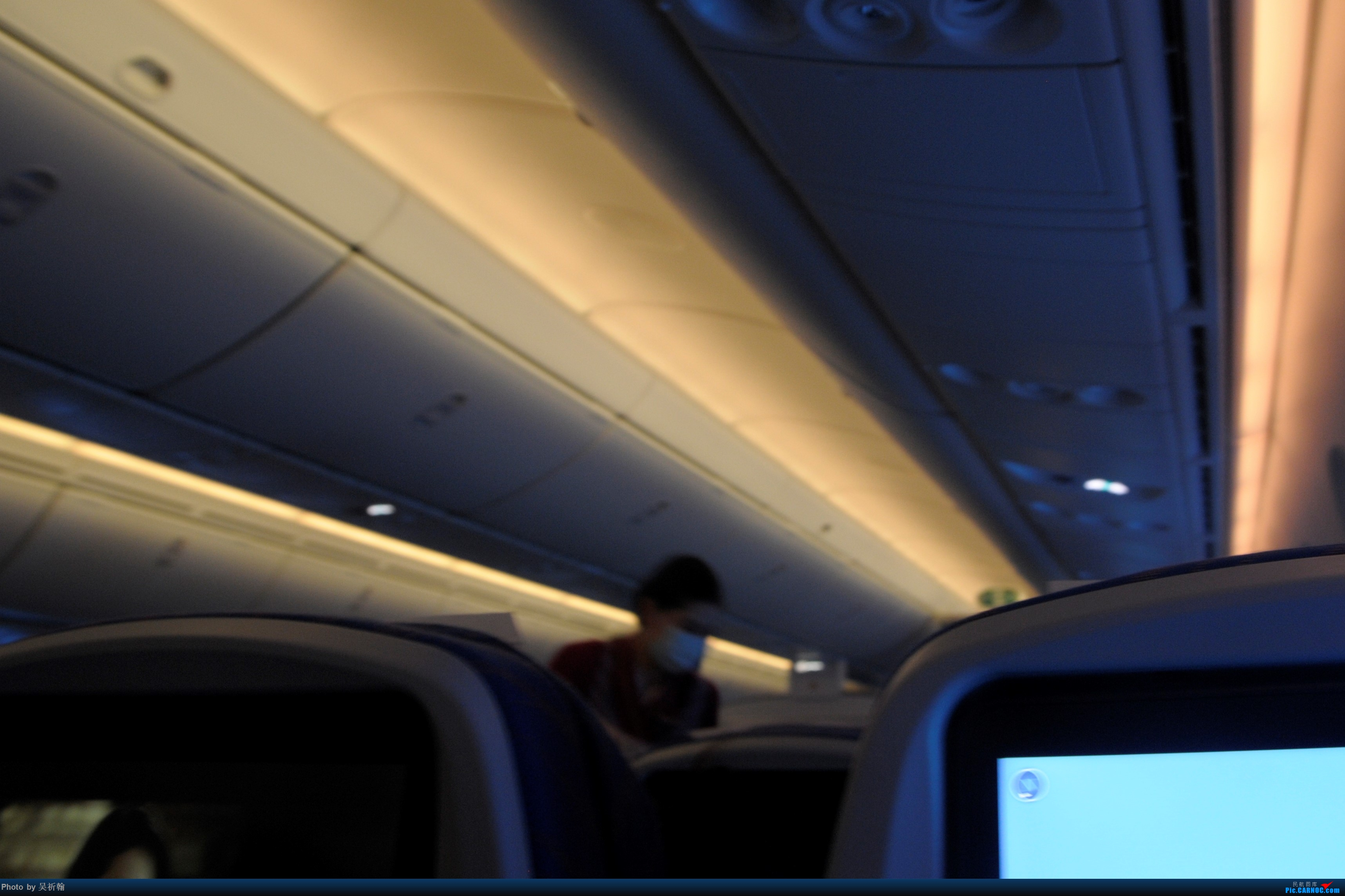 Re:[原创]Kian的飞行游记2:金陵2日游,B787返回广州     空乘