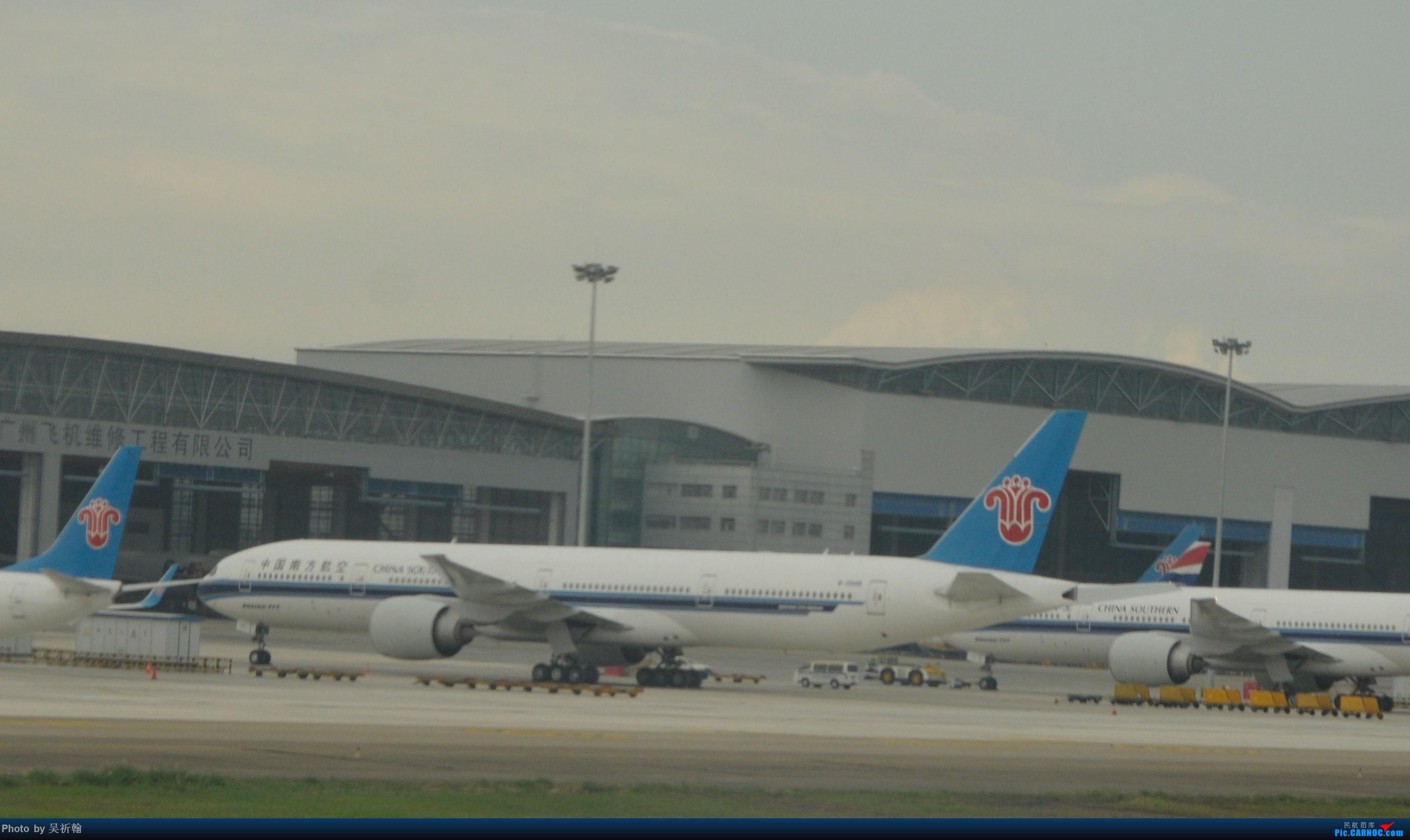 Re:Kian的飞行游记2:金陵2日游,B787返回广州 BOEING 777-300ER