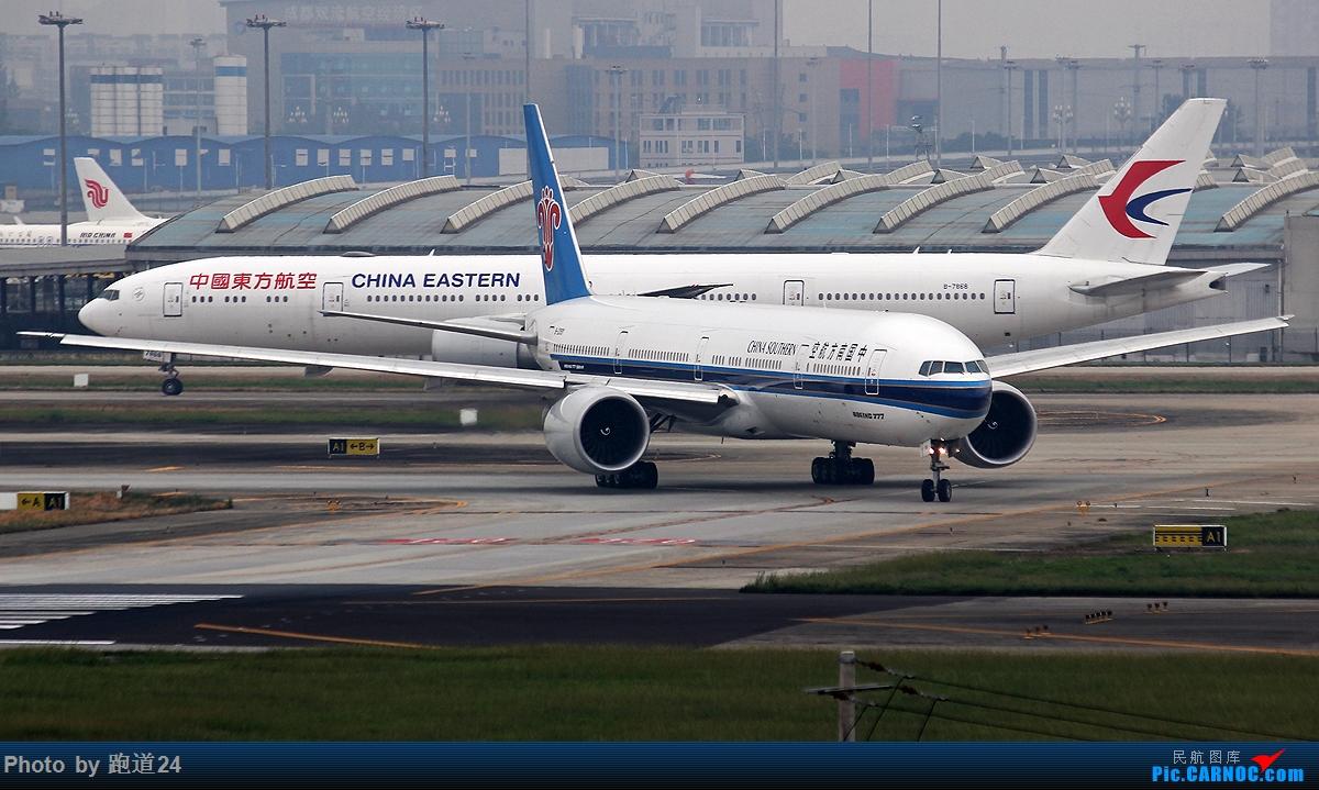 Re:【多图党】CTU今日份上午场 BOEING 777-300ER B-209Y 中国成都双流国际机场