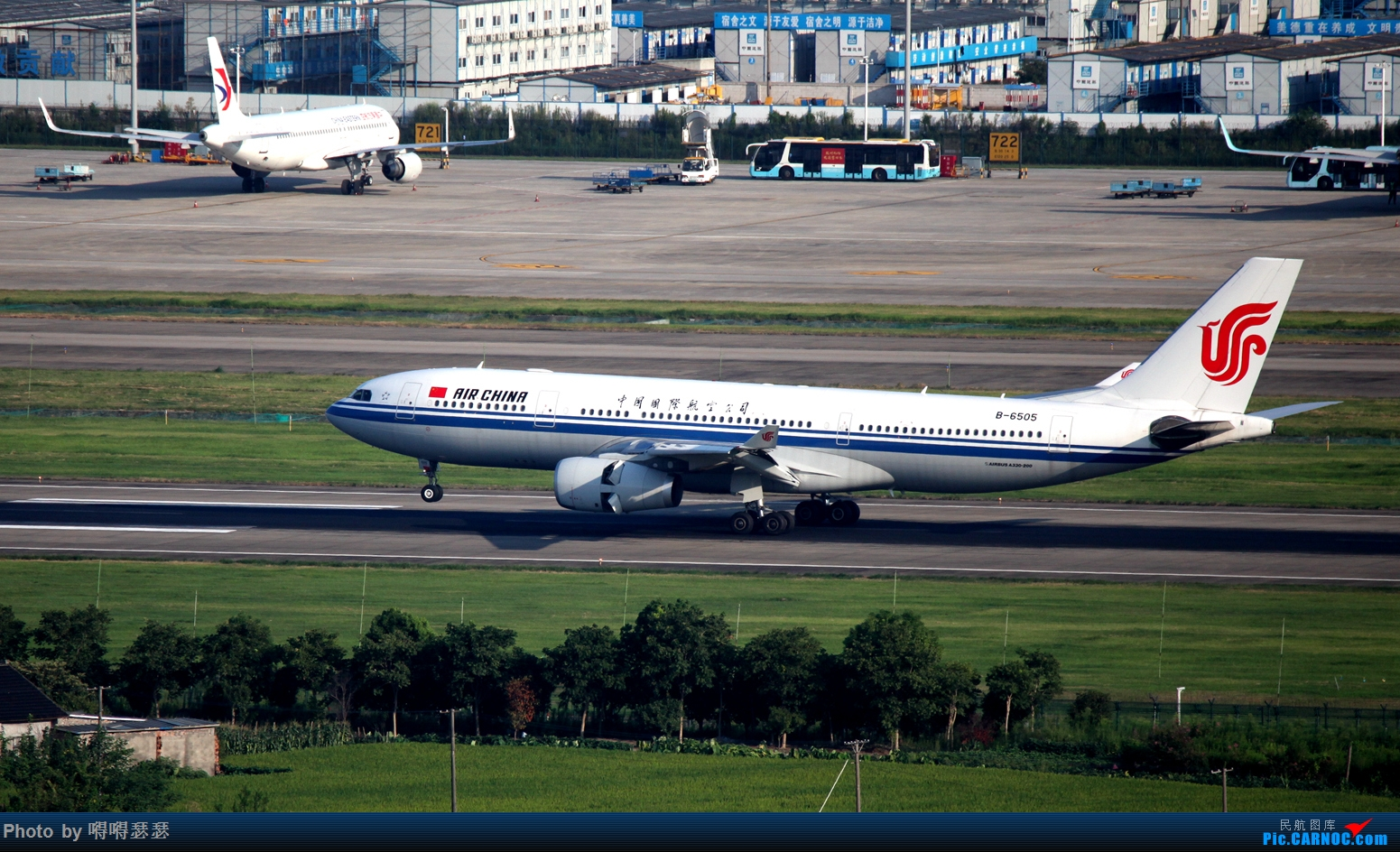 Re:[原创]账号被注销 AIRBUS A330-200 B-6505 中国杭州萧山国际机场