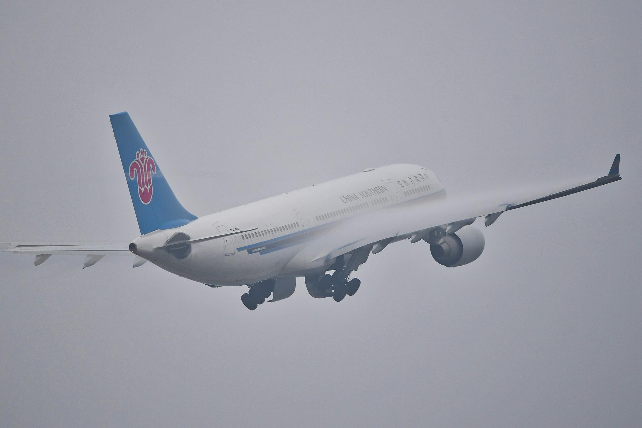 Re:[原创]仁者乐水 长假乐长水 AIRBUS A330-200 B-6515 中国昆明长水国际机场