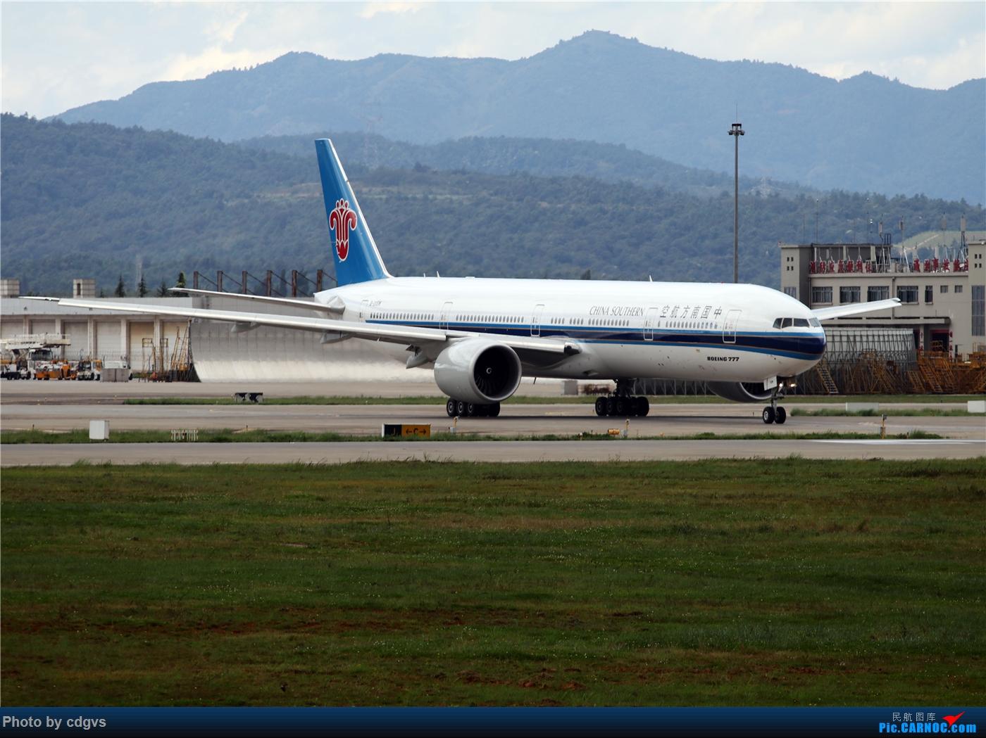 Re:【KMG】长水走一走 多图 BOEING 777-300ER B-20DM 中国昆明长水国际机场