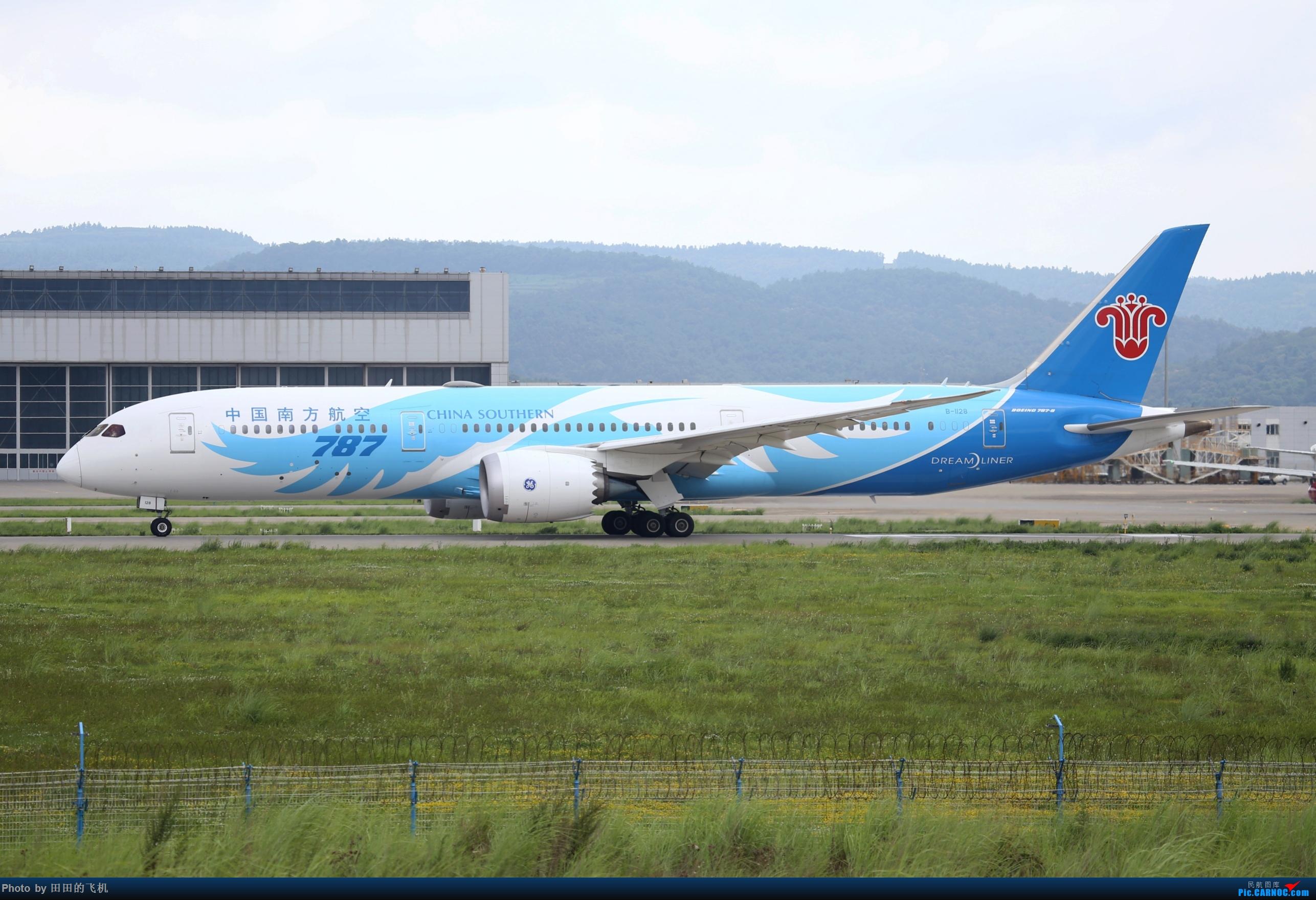 Re:[原创]近期长水的各种好货 BOEING 787-9 B-1128 中国昆明长水国际机场