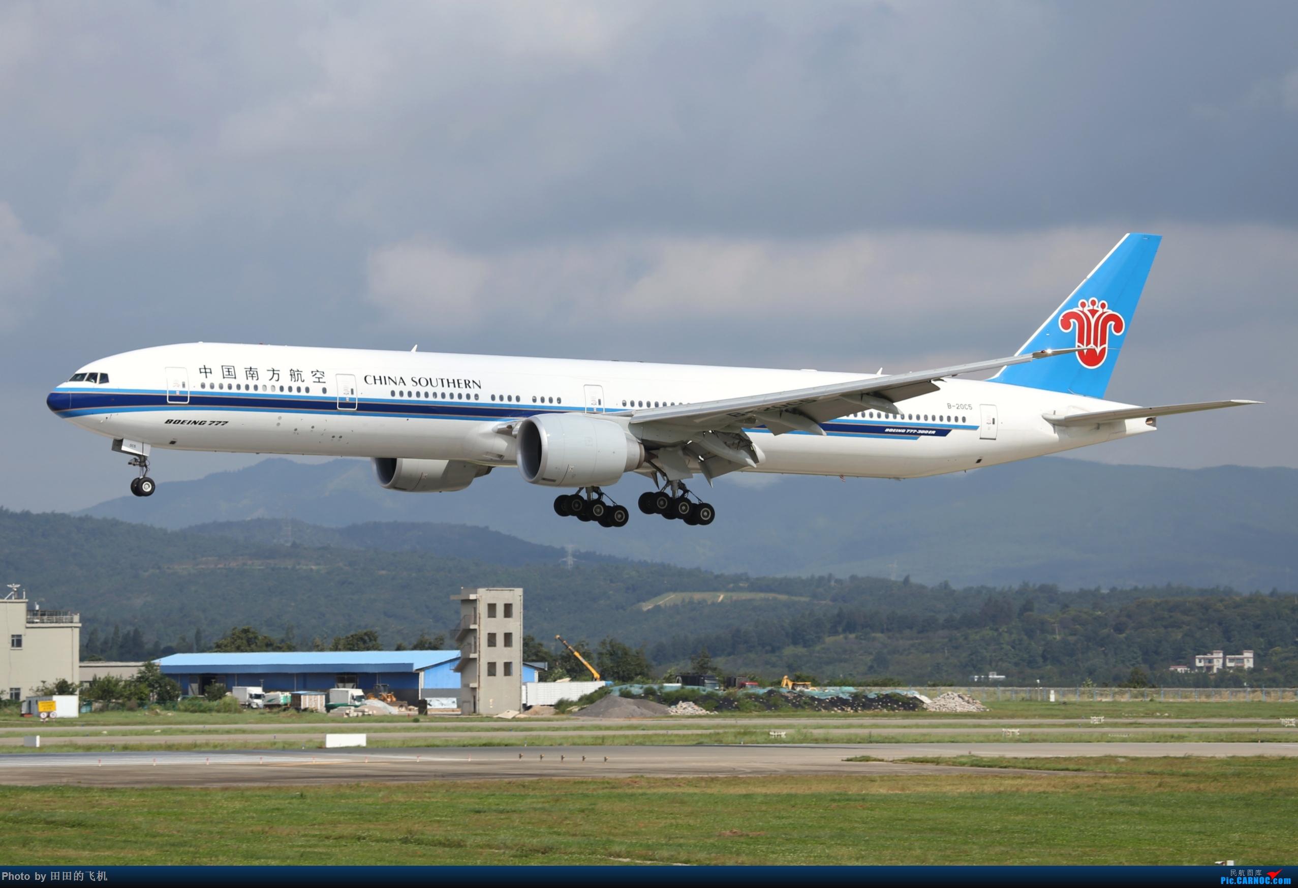Re:[原创]近期长水的各种好货 BOEING 777-300ER B-20C5 中国昆明长水国际机场