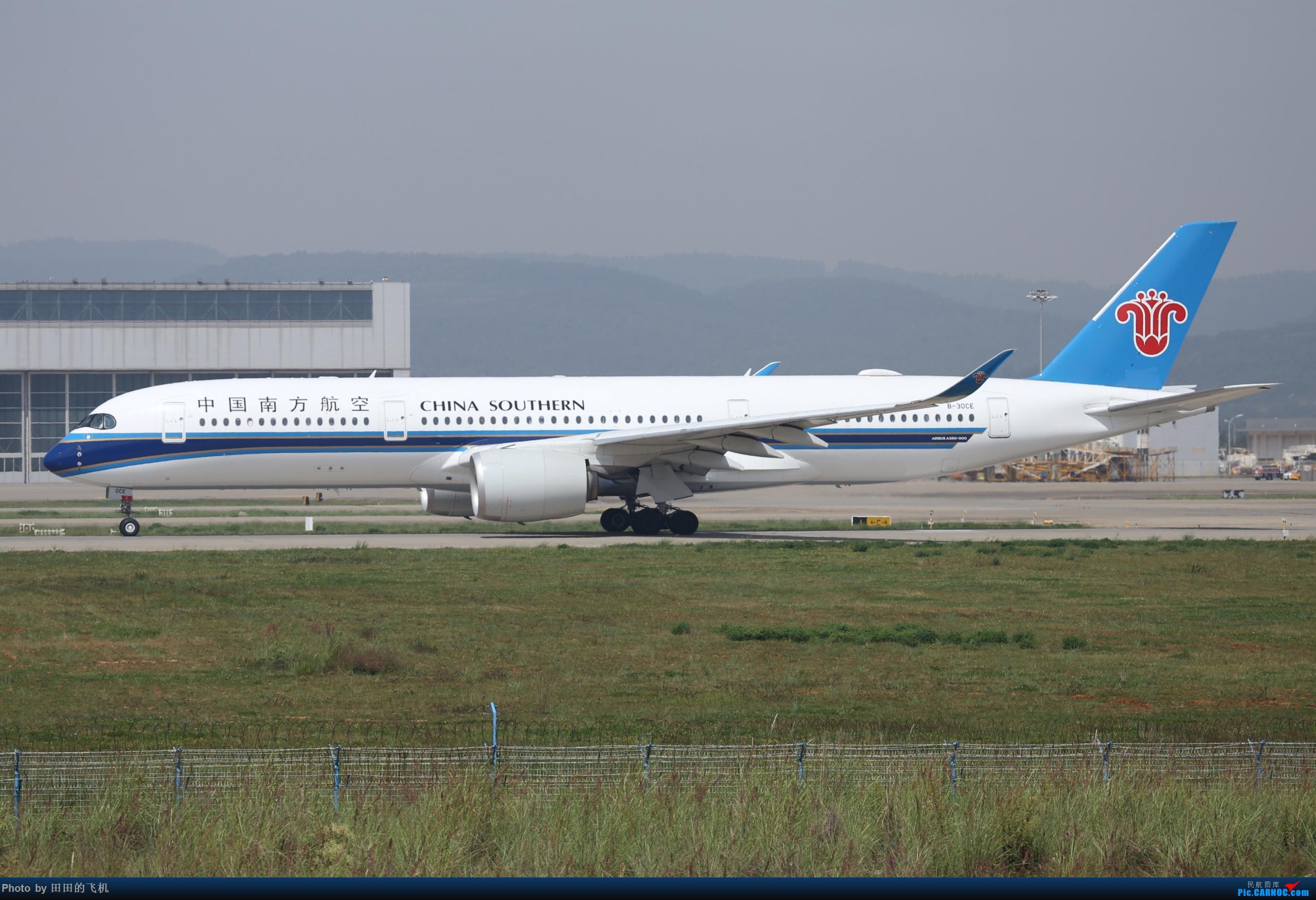 Re:[原创]近期长水的各种好货 AIRBUS A350-900  中国昆明长水国际机场