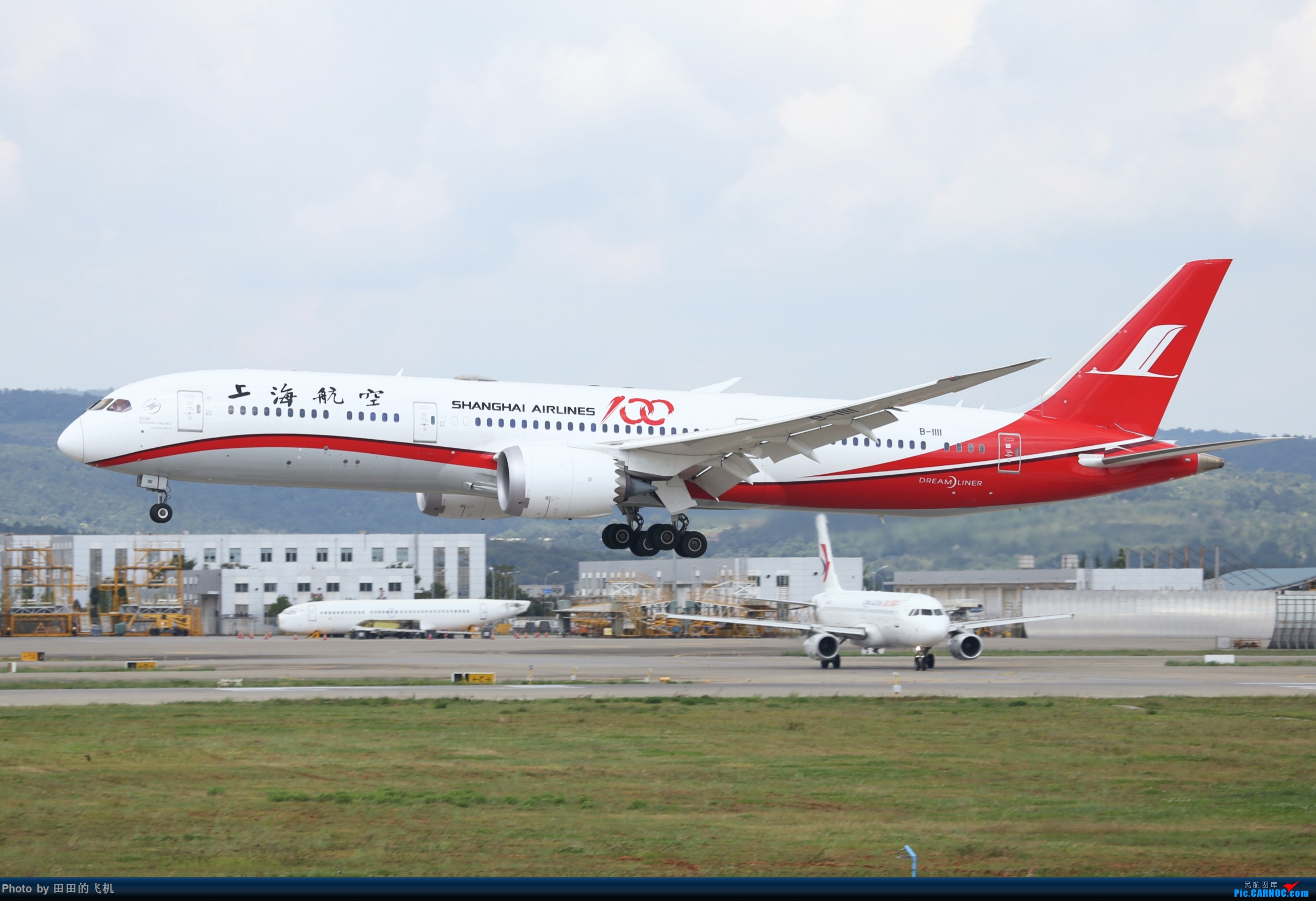 Re:[原创]近期长水的各种好货 BOEING 787-9 B-1111 中国昆明长水国际机场