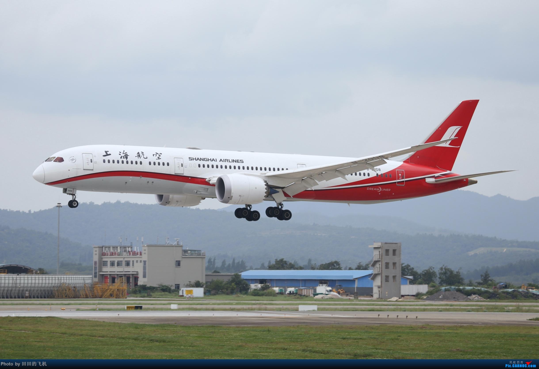 Re:[原创]近期长水的各种好货 BOEING 787-9  中国昆明长水国际机场