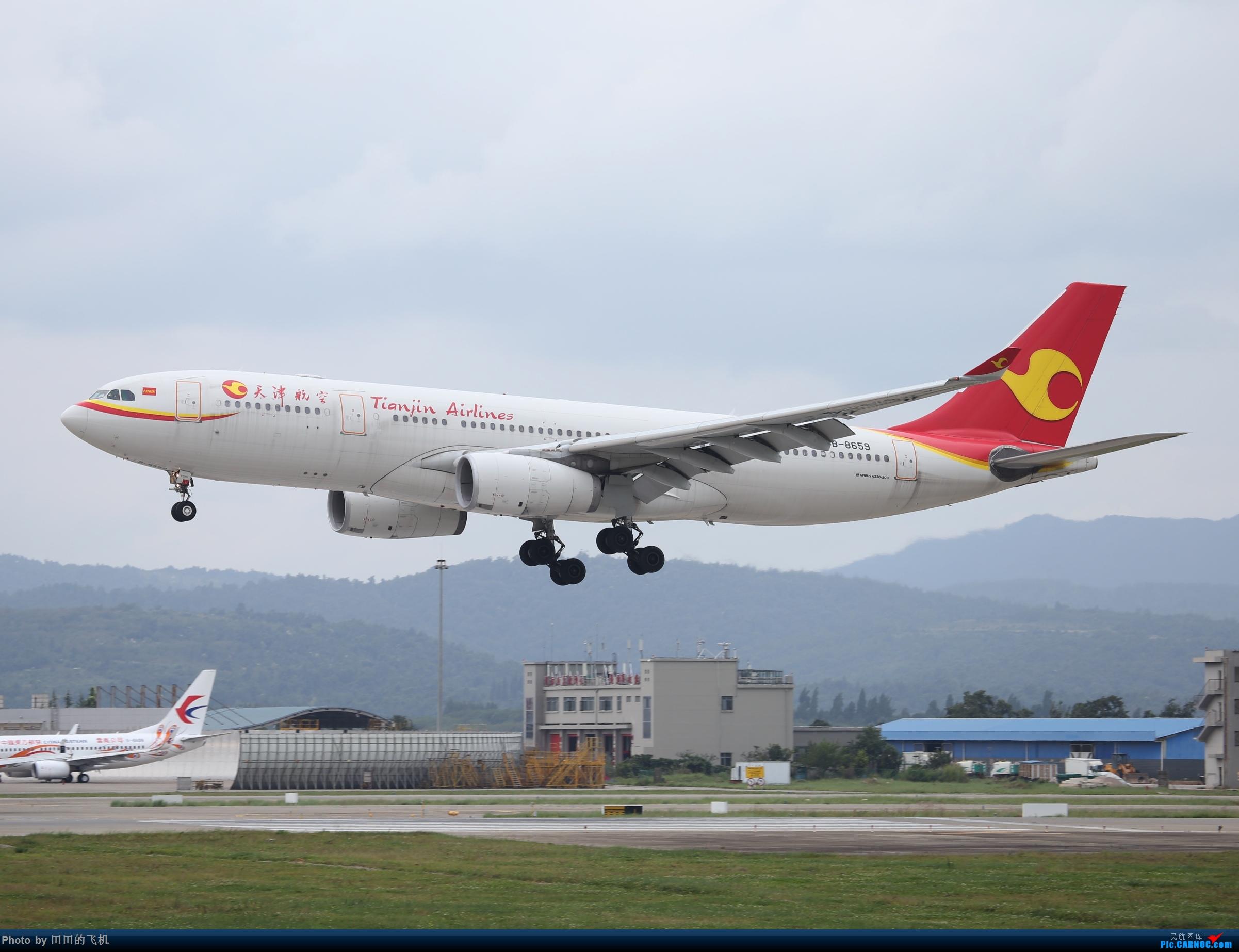 Re:[原创]近期长水的各种好货 AIRBUS A330-200 B-8659 中国昆明长水国际机场