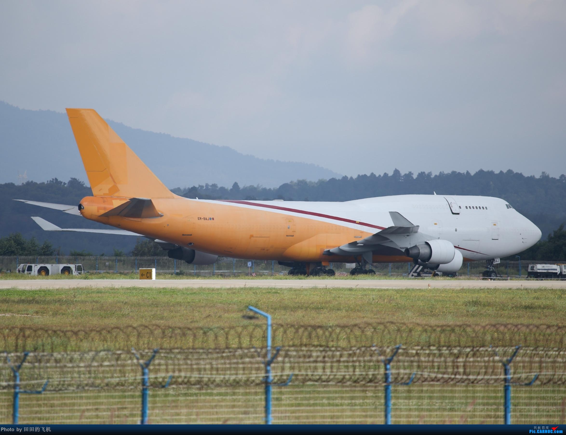 Re:[原创]近期长水的各种好货 BOEING 747-400F  中国昆明长水国际机场
