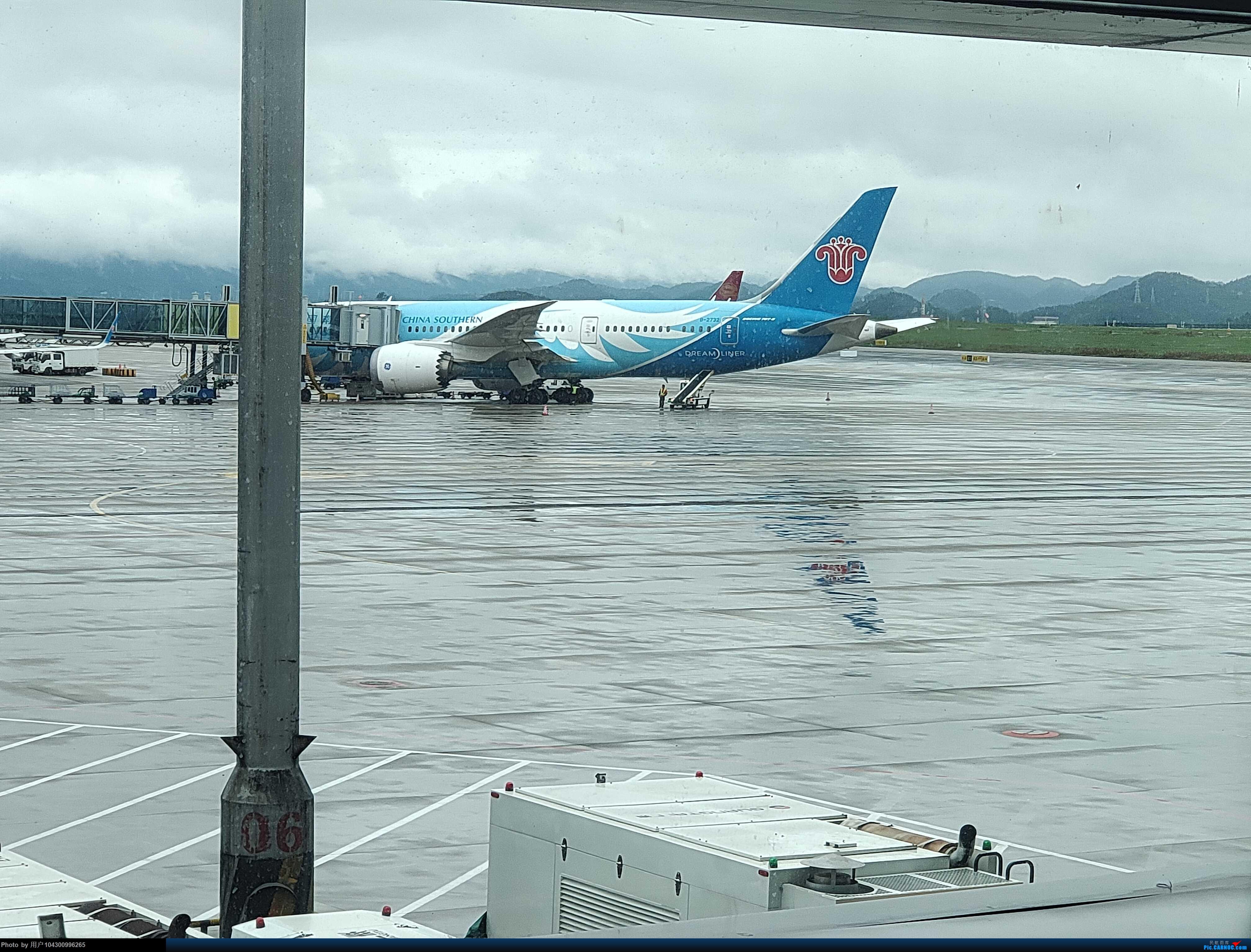 Re:[原创]DM国庆游记之G5贵阳-黎平往返 BOEING 787-8 B-2732 中国贵阳龙洞堡国际机场