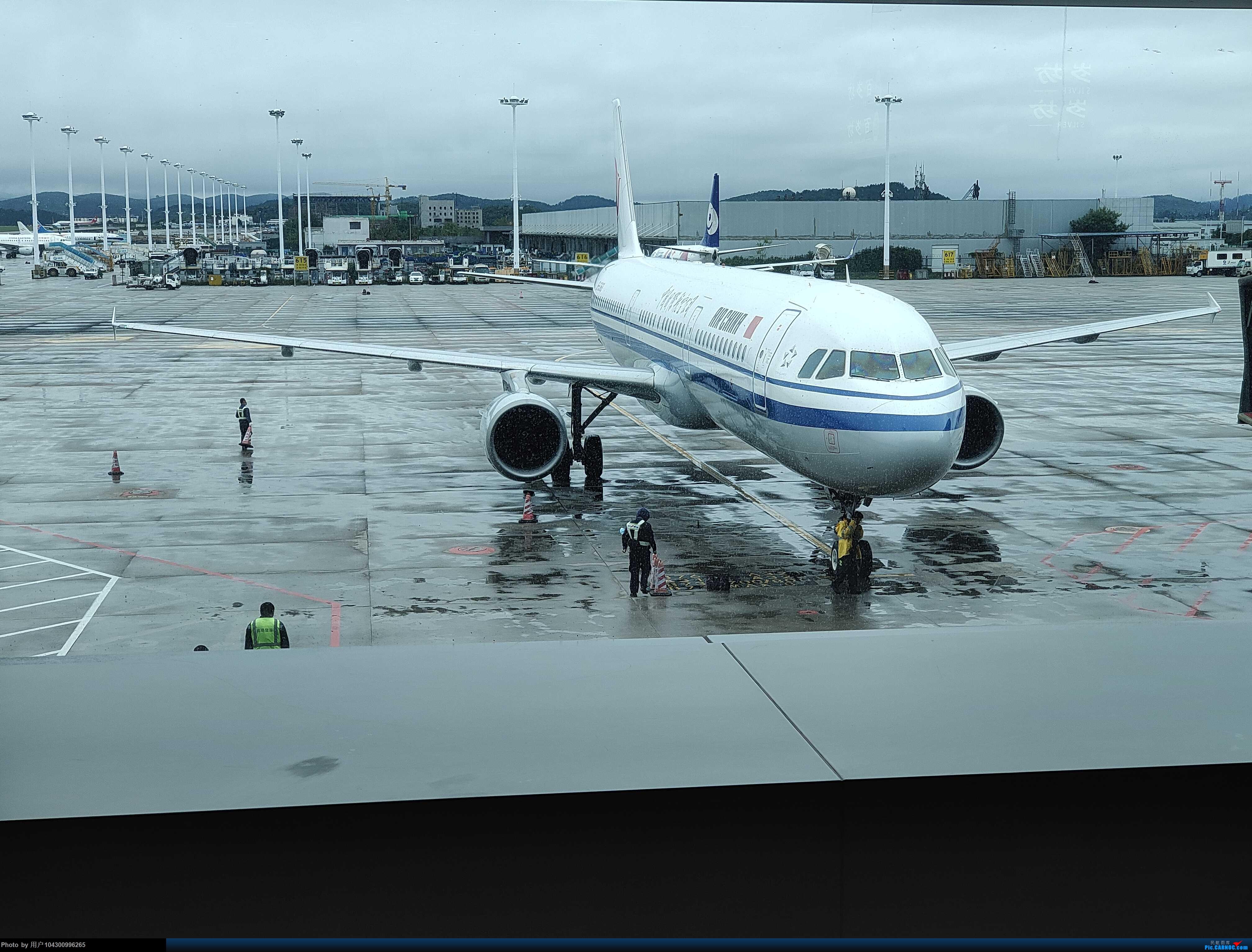Re:[原创]DM国庆游记之G5贵阳-黎平往返 AIRBUS A321-200 B-6363 中国贵阳龙洞堡国际机场