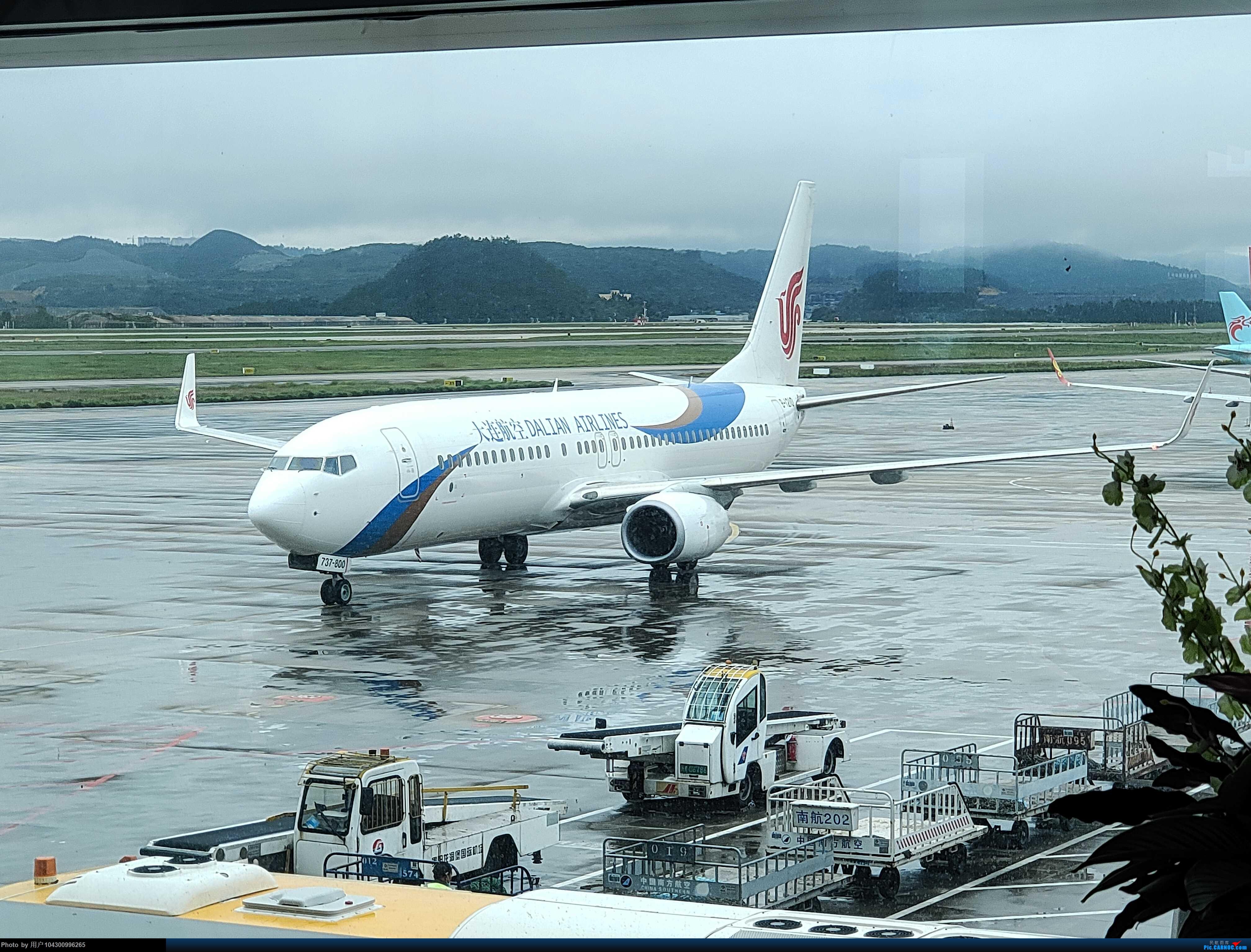 Re:[原创]DM国庆游记之G5贵阳-黎平往返 BOEING 737-800 B-1210 中国贵阳龙洞堡国际机场