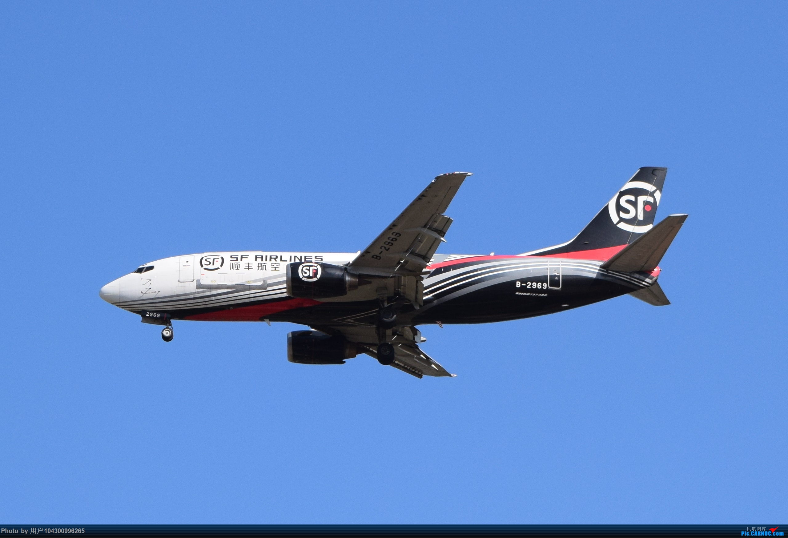 Re:[原创][KWE]贵阳今天天气不错,随便拍几张! BOEING 737-300 B-2969 中国贵阳龙洞堡国际机场
