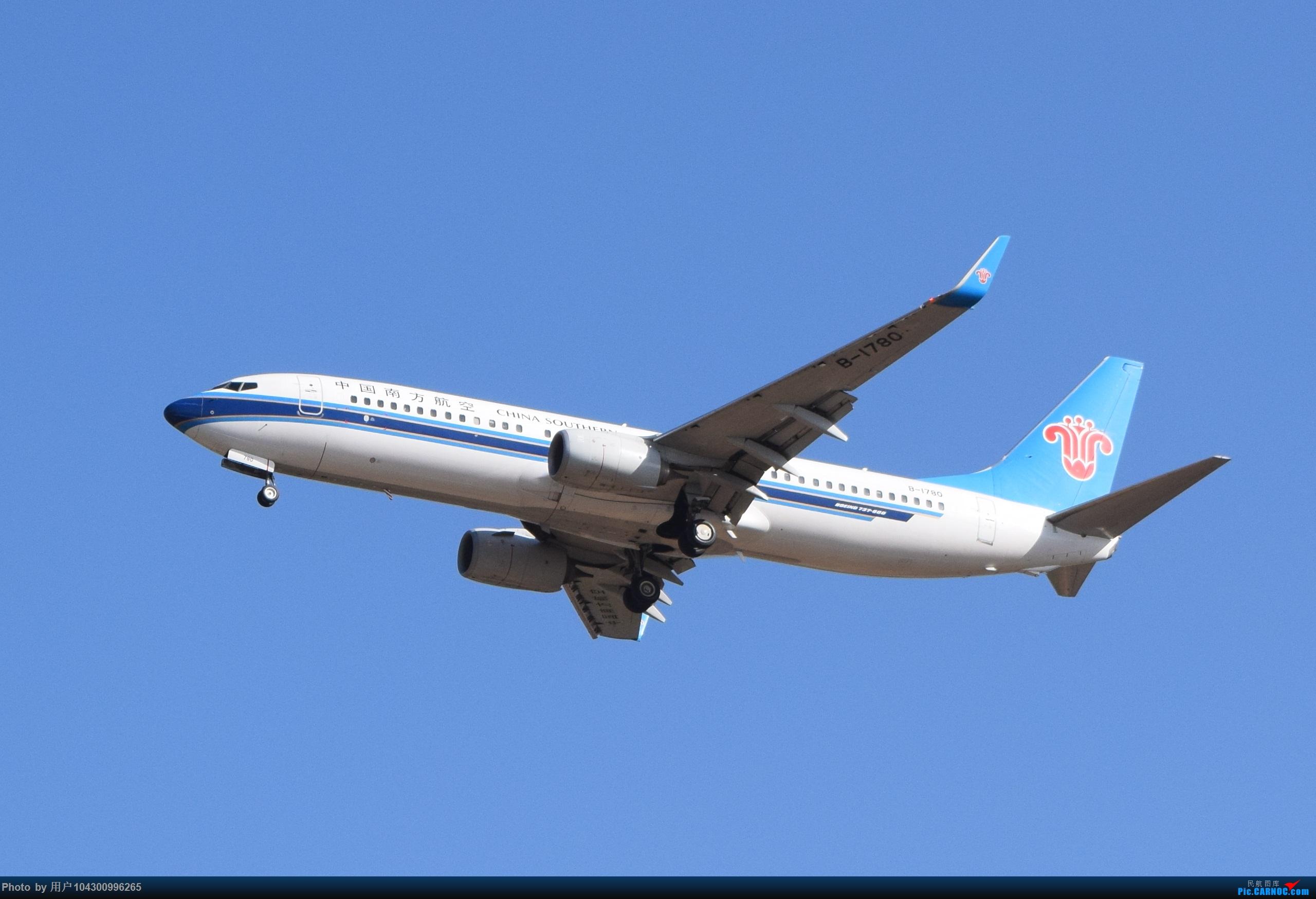 Re:[原创][KWE]贵阳今天天气不错,随便拍几张! BOEING 737-800 B-1780 中国贵阳龙洞堡国际机场
