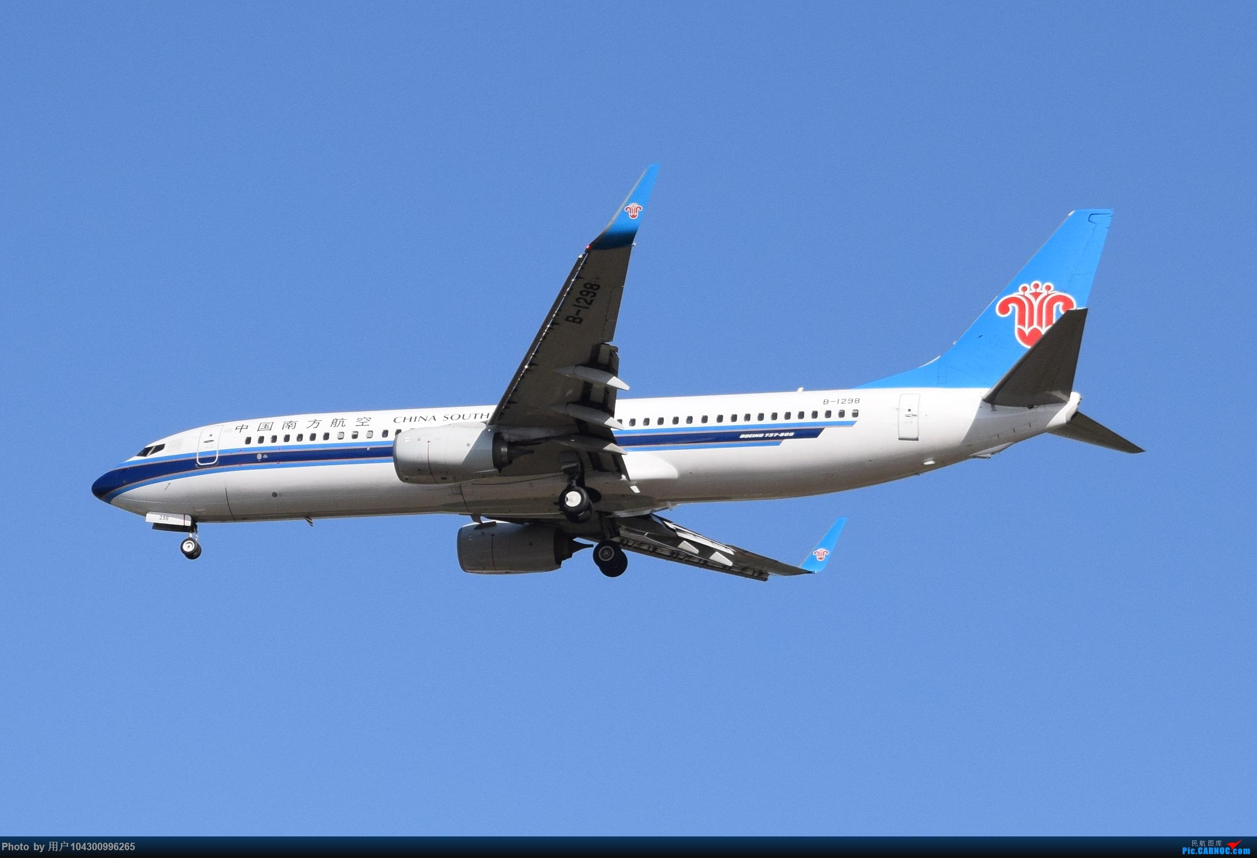 Re:[原创][KWE]贵阳今天天气不错,随便拍几张! BOEING 737-800 B-1298 中国贵阳龙洞堡国际机场