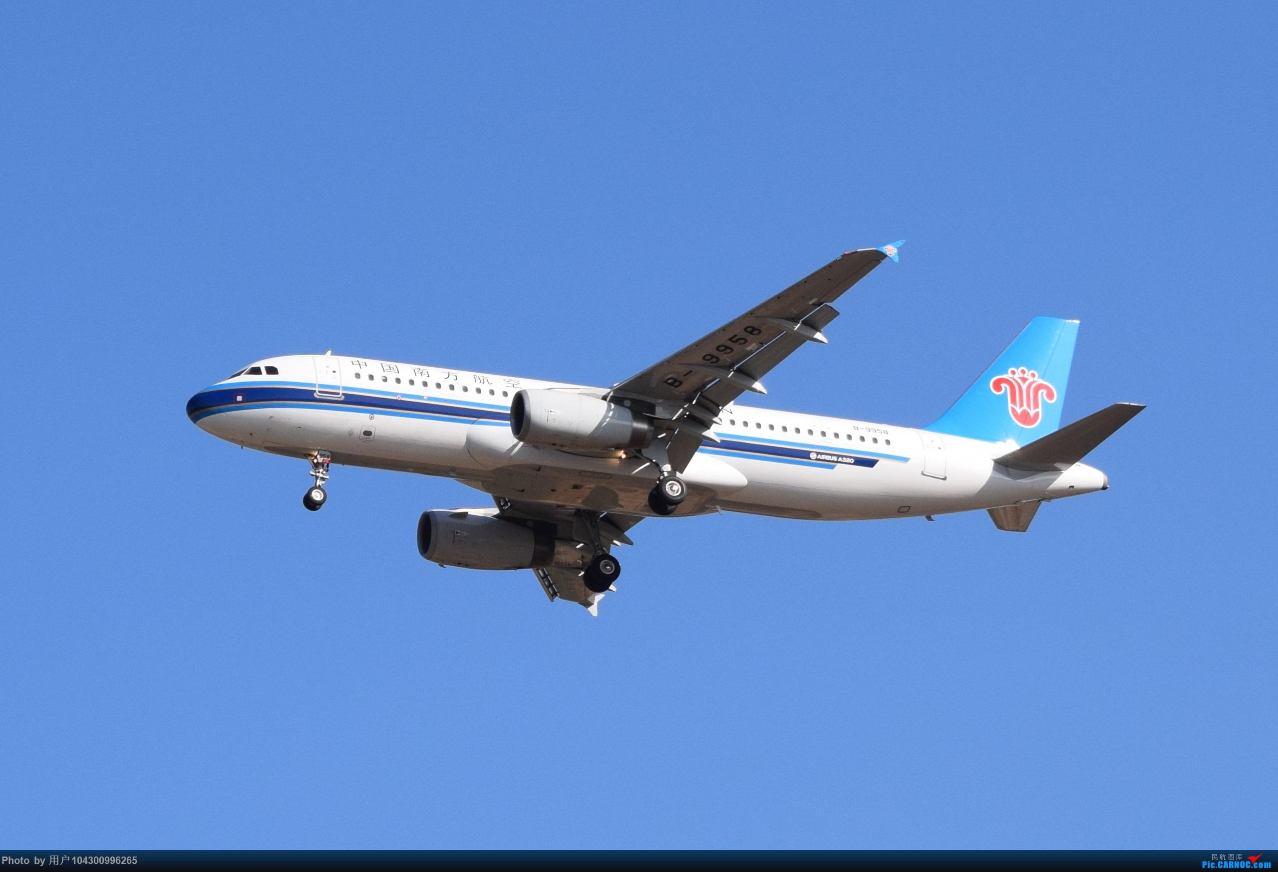 Re:[原创][KWE]贵阳今天天气不错,随便拍几张! AIRBUS A320-200 B-9958 中国贵阳龙洞堡国际机场